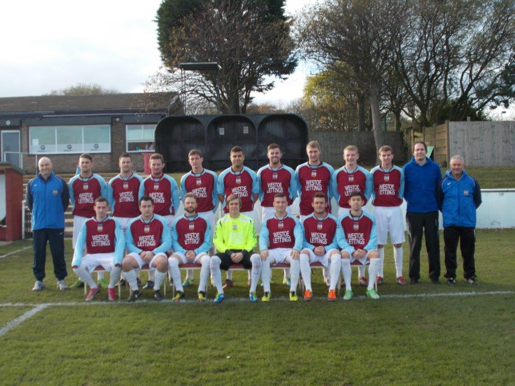 Esh Winning 1-2 South Shields