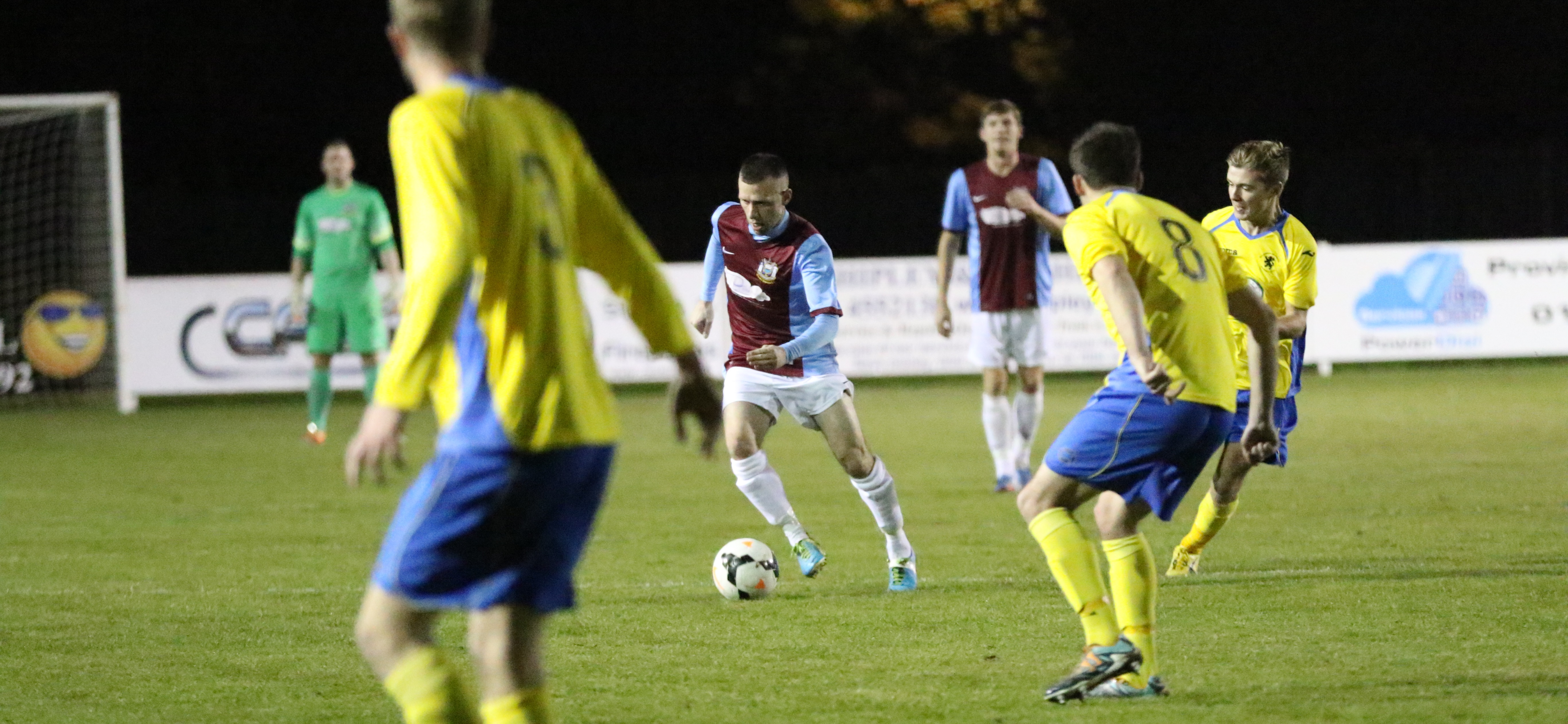 HIGHLIGHTS: South Shields 3-0 Billingham Synthonia