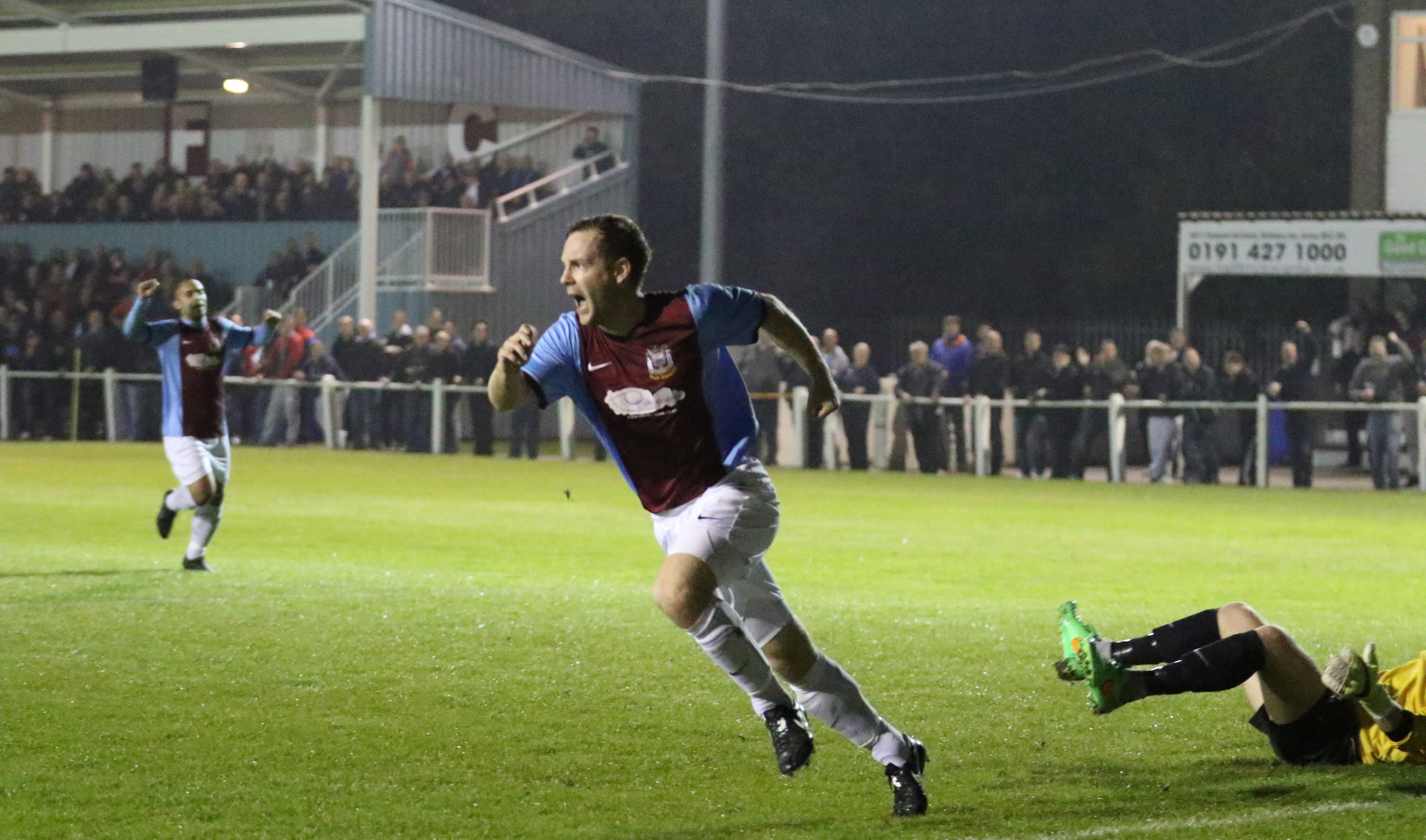 HIGHLIGHTS: South Shields 2-0 Ryhope CW