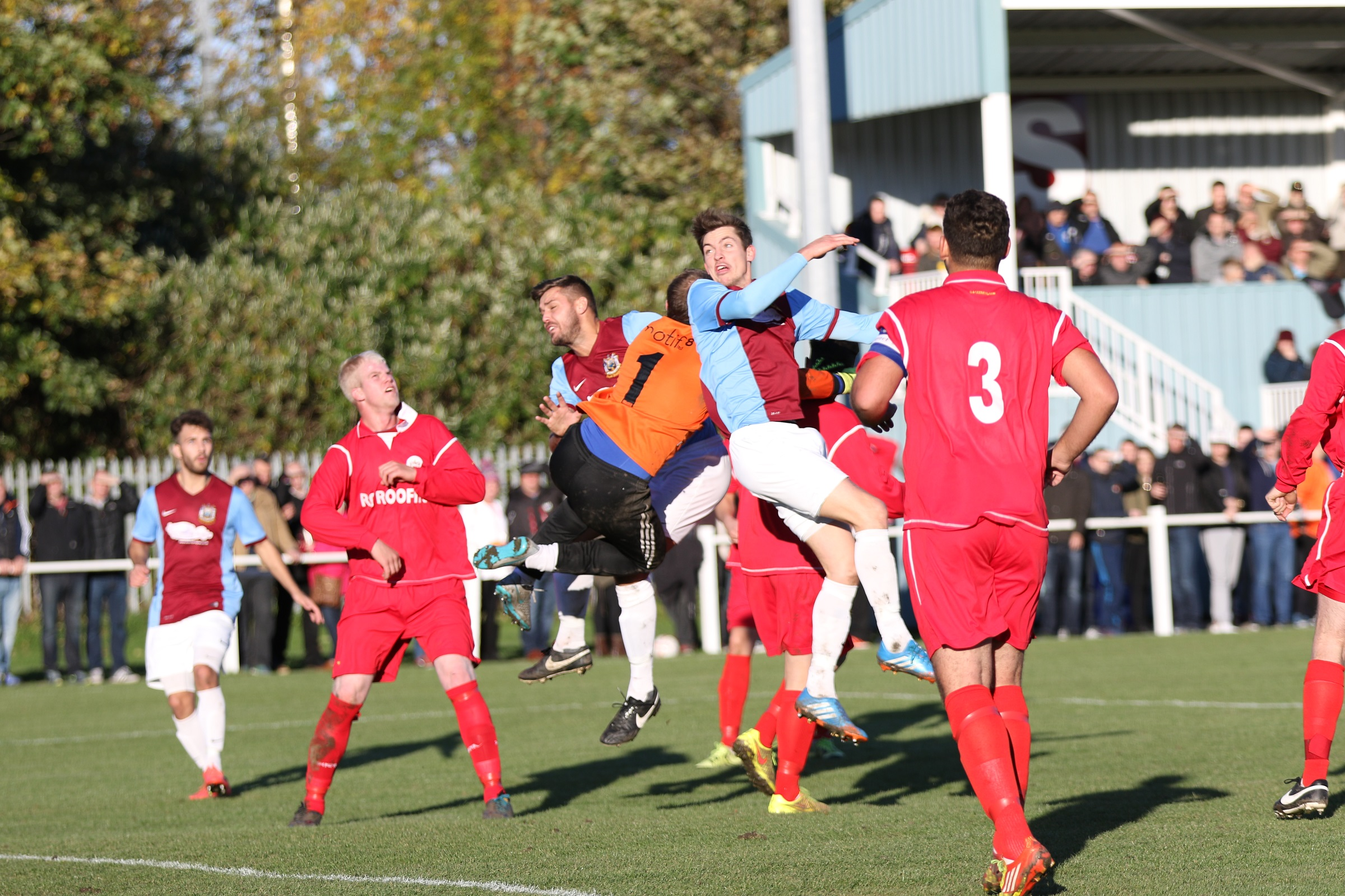 HIGHLIGHTS: South Shields 4-3 Thornaby