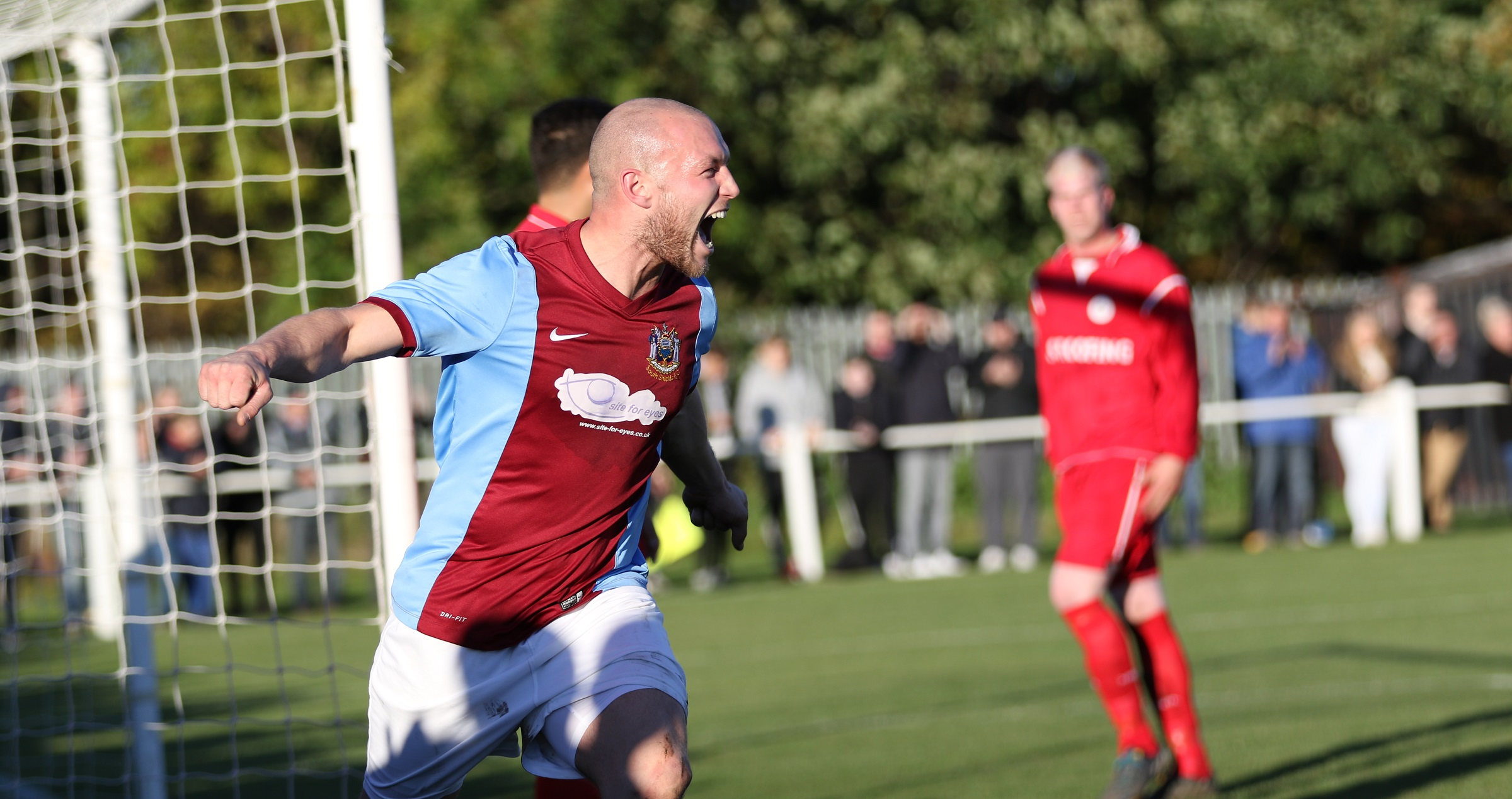 VIDEO: Lewis Teasdale delighted with treble against Thornaby