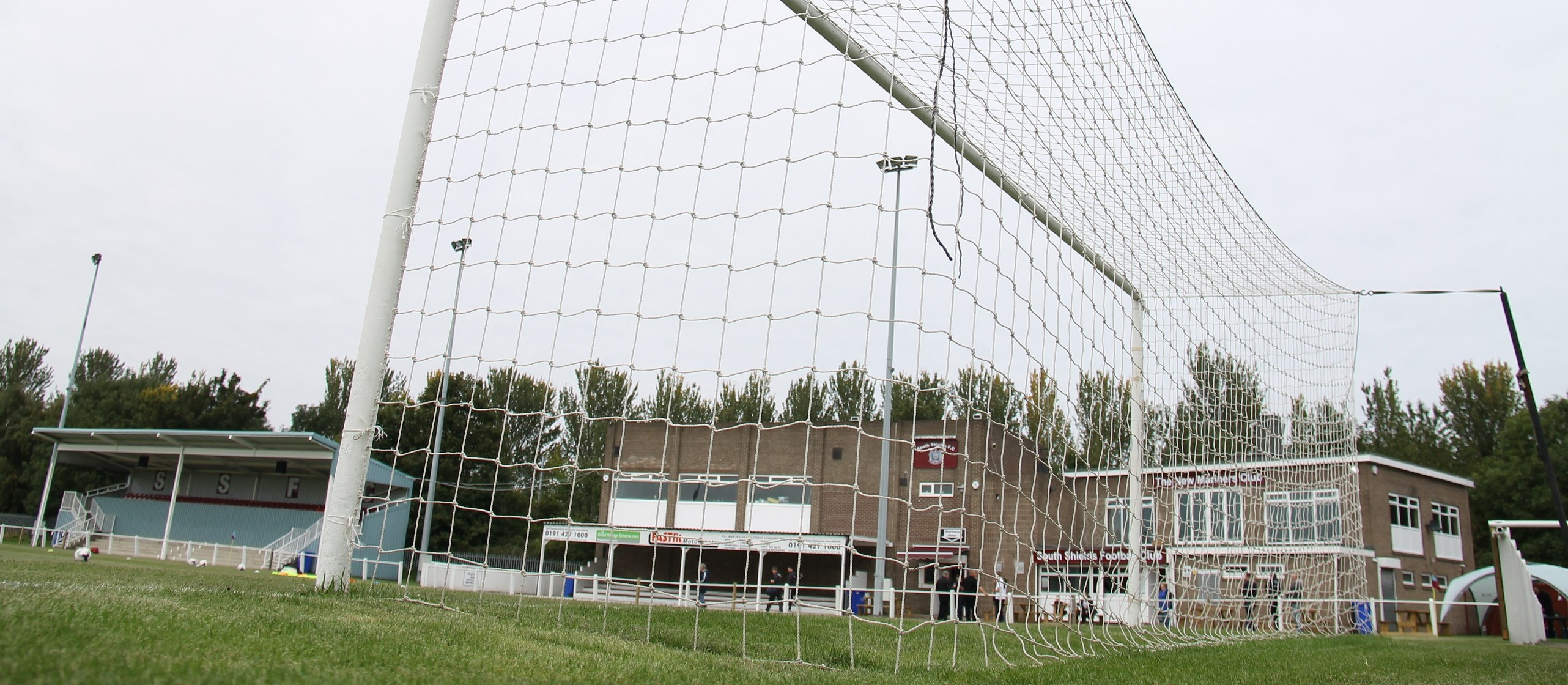 Could YOU help out on matchday at Mariners Park?