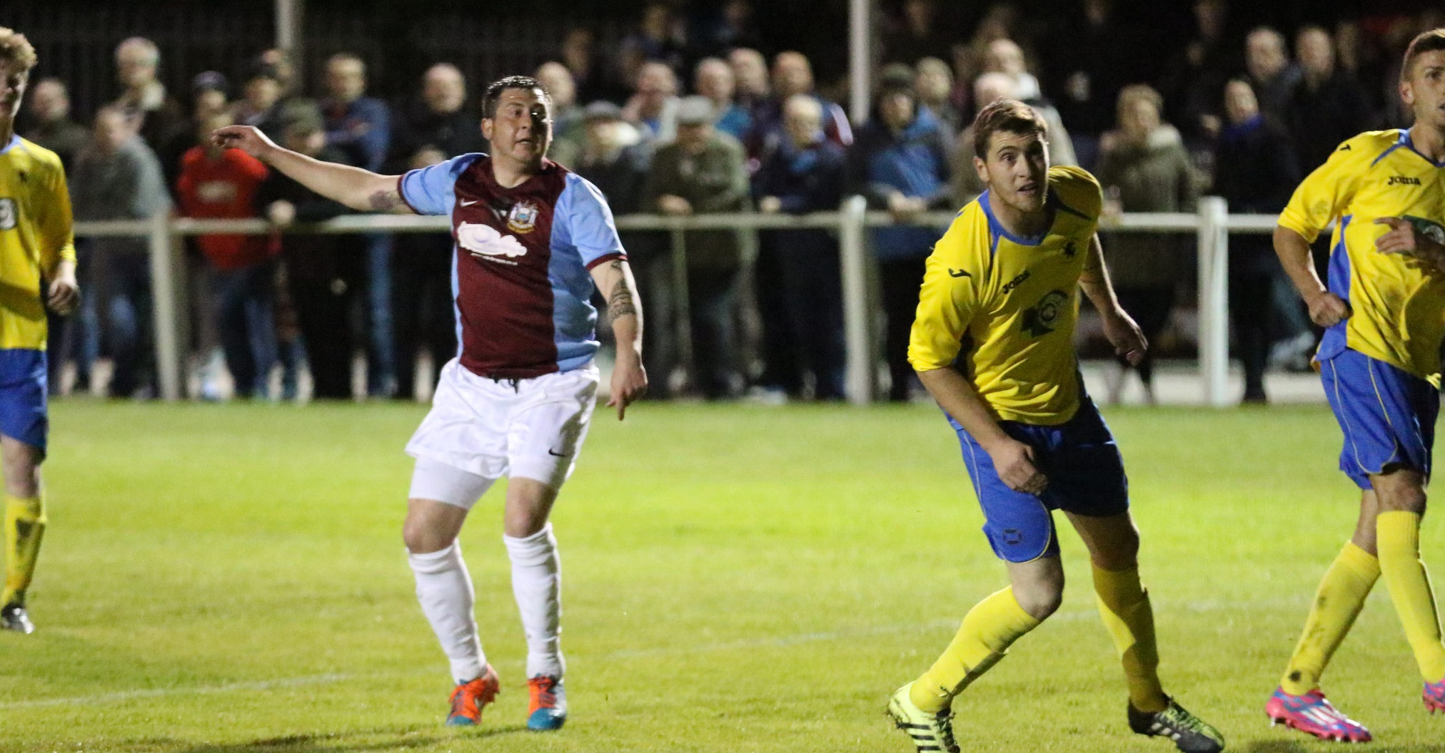 In Pictures: South Shields 3-0 Billingham Synthonia