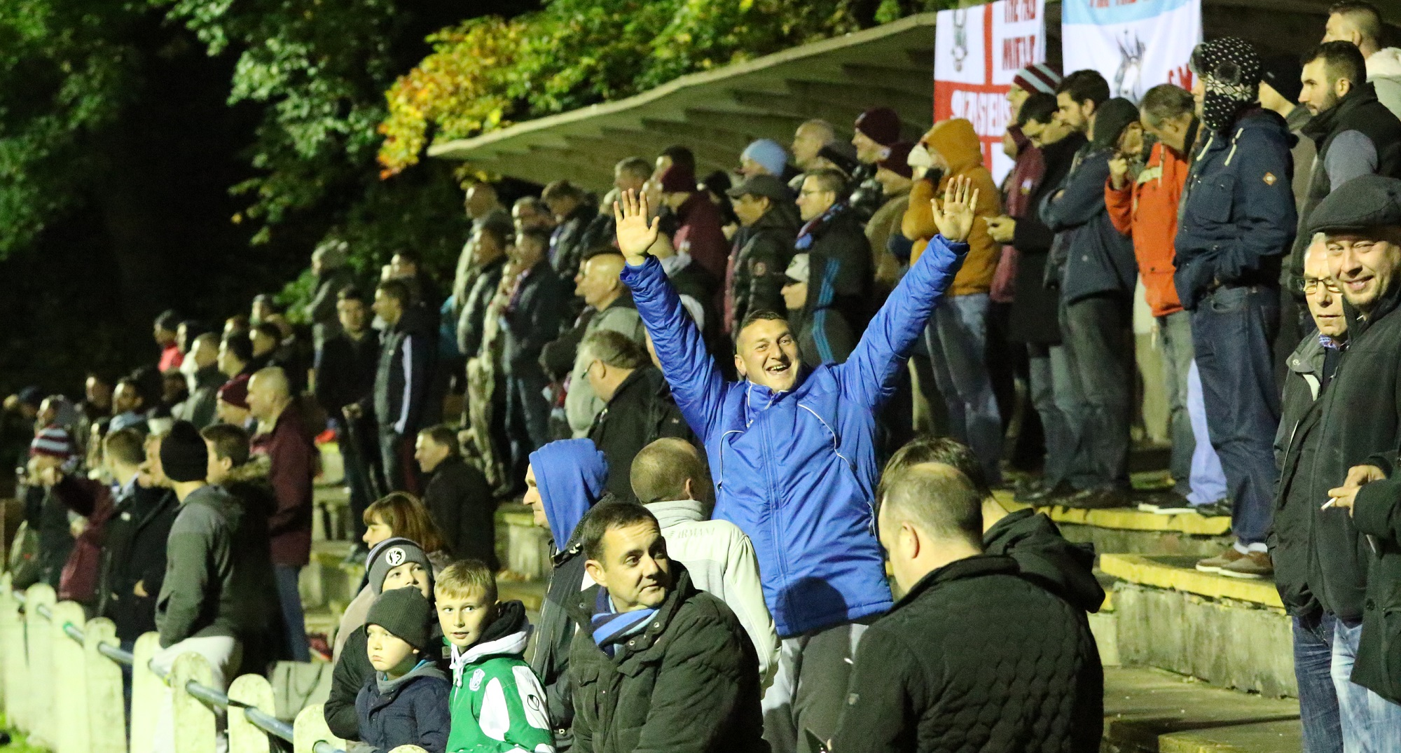 In Pictures: Chester-le-Street 0-3 South Shields