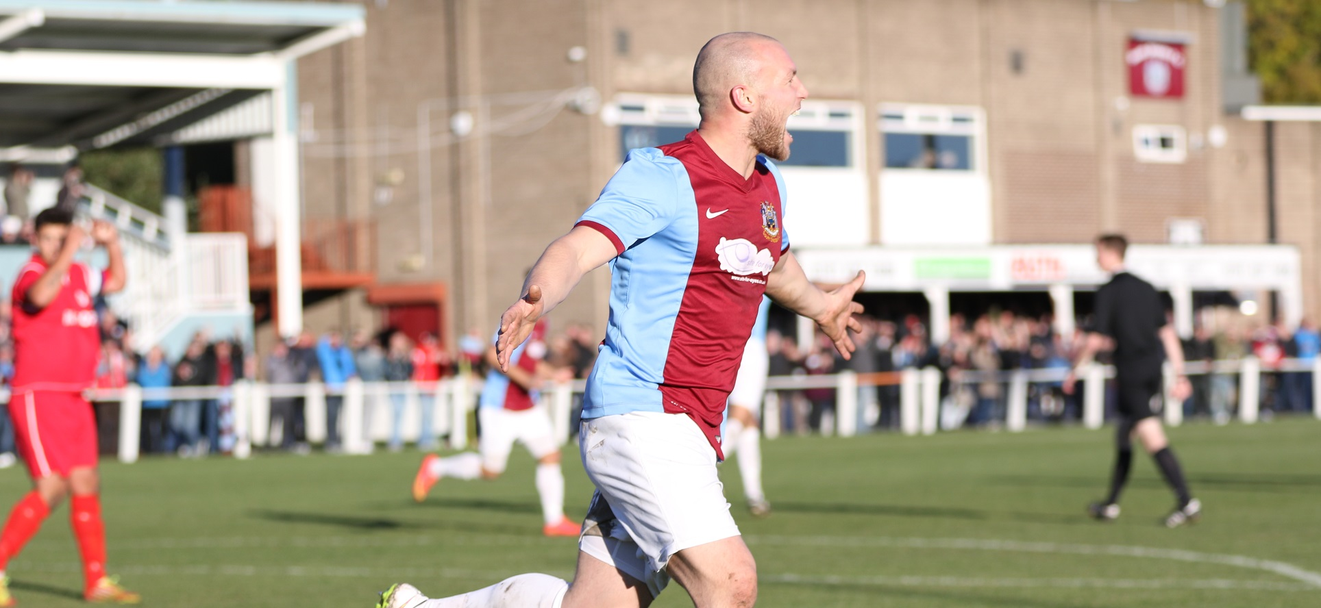 In Pictures: South Shields 4-3 Thornaby