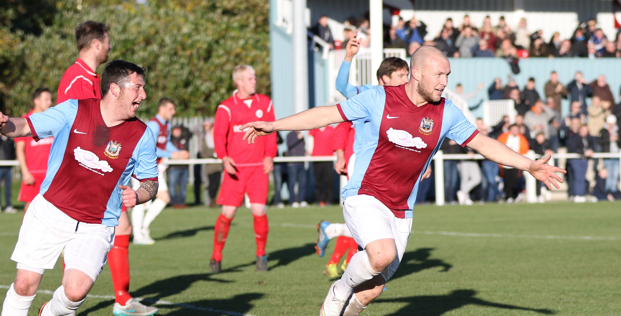 South Shields 4-3 Thornaby