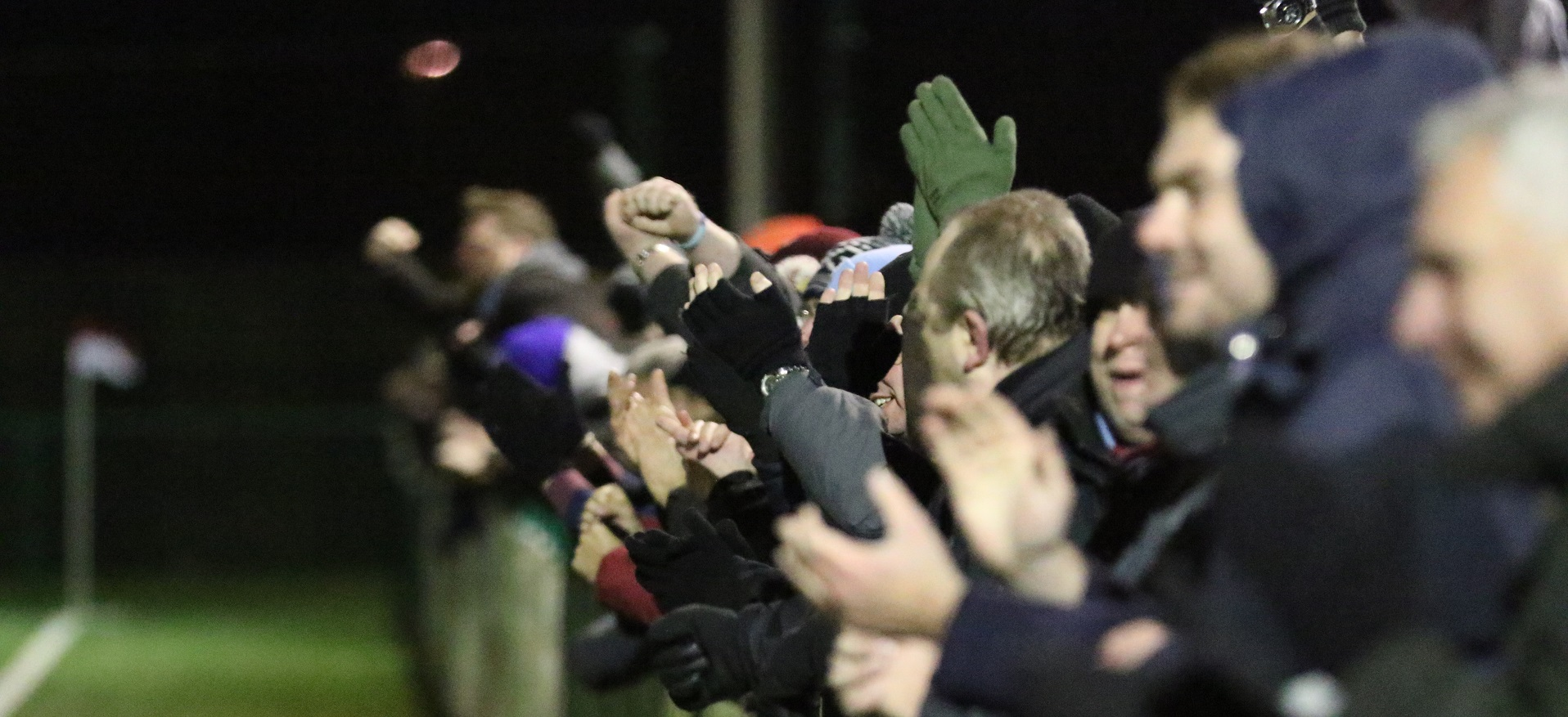 VIDEO: Captain Scroggins thrilled to celebrate Consett win with fans