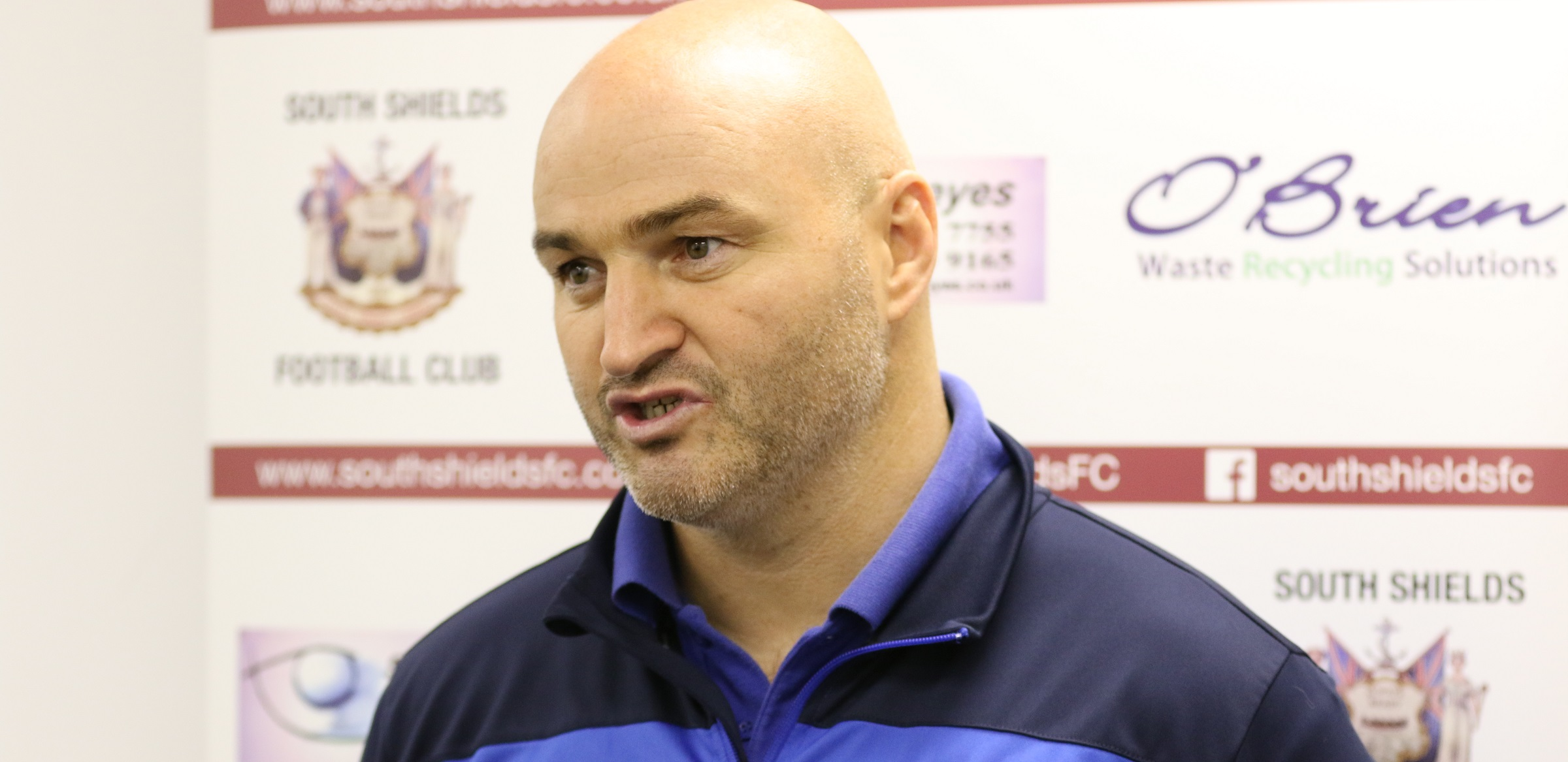 VIDEO: Manager King reflects on Birtley victory