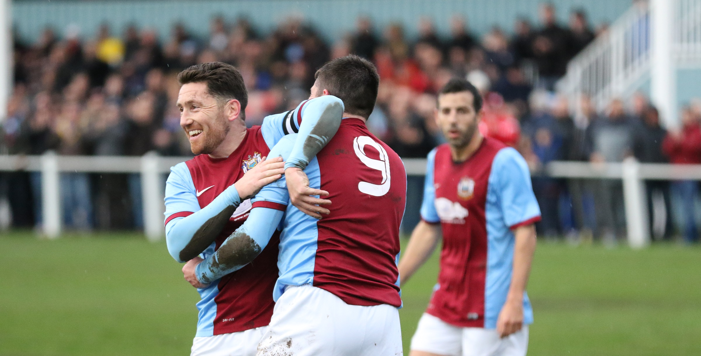 South Shields 9-1 Tow Law Town: Seventeenth heaven for Mariners