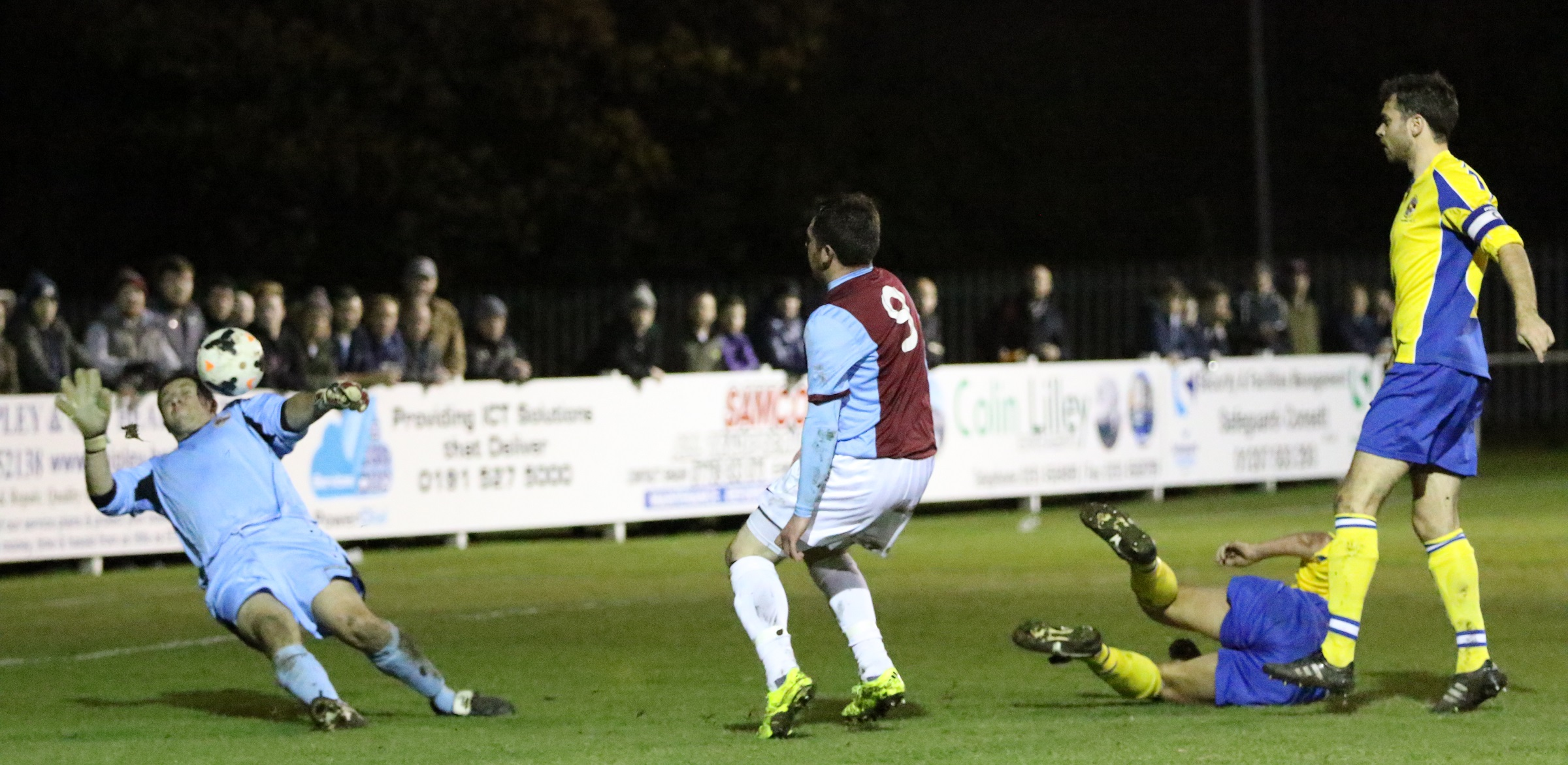 HIGHLIGHTS: South Shields 2-1 Chester-le-Street