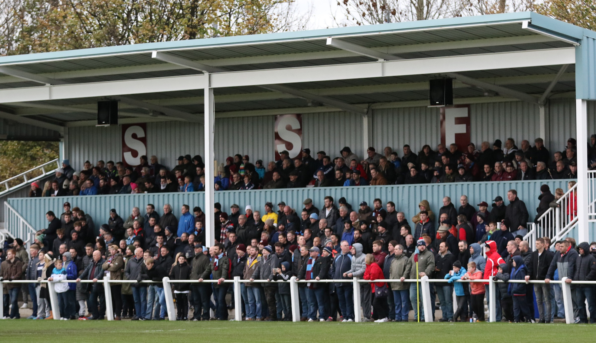 Details confirmed for FA Vase tie with Morpeth at Mariners Park