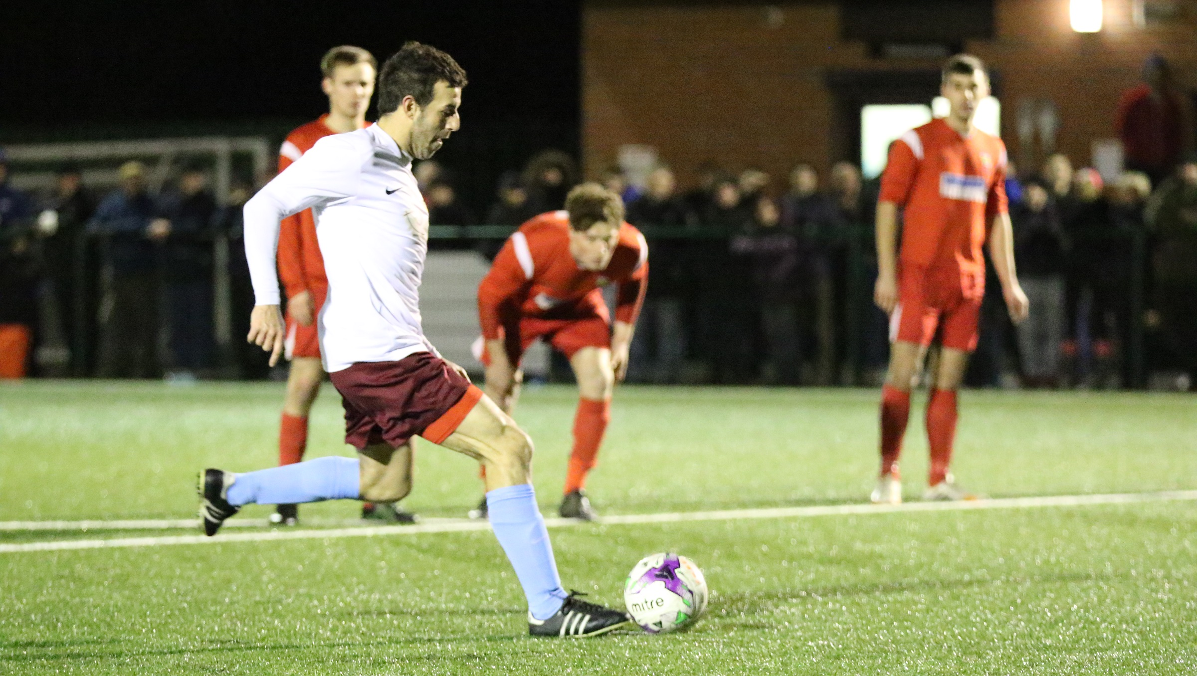 Consett 0-1 South Shields – Durham Challenge Cup