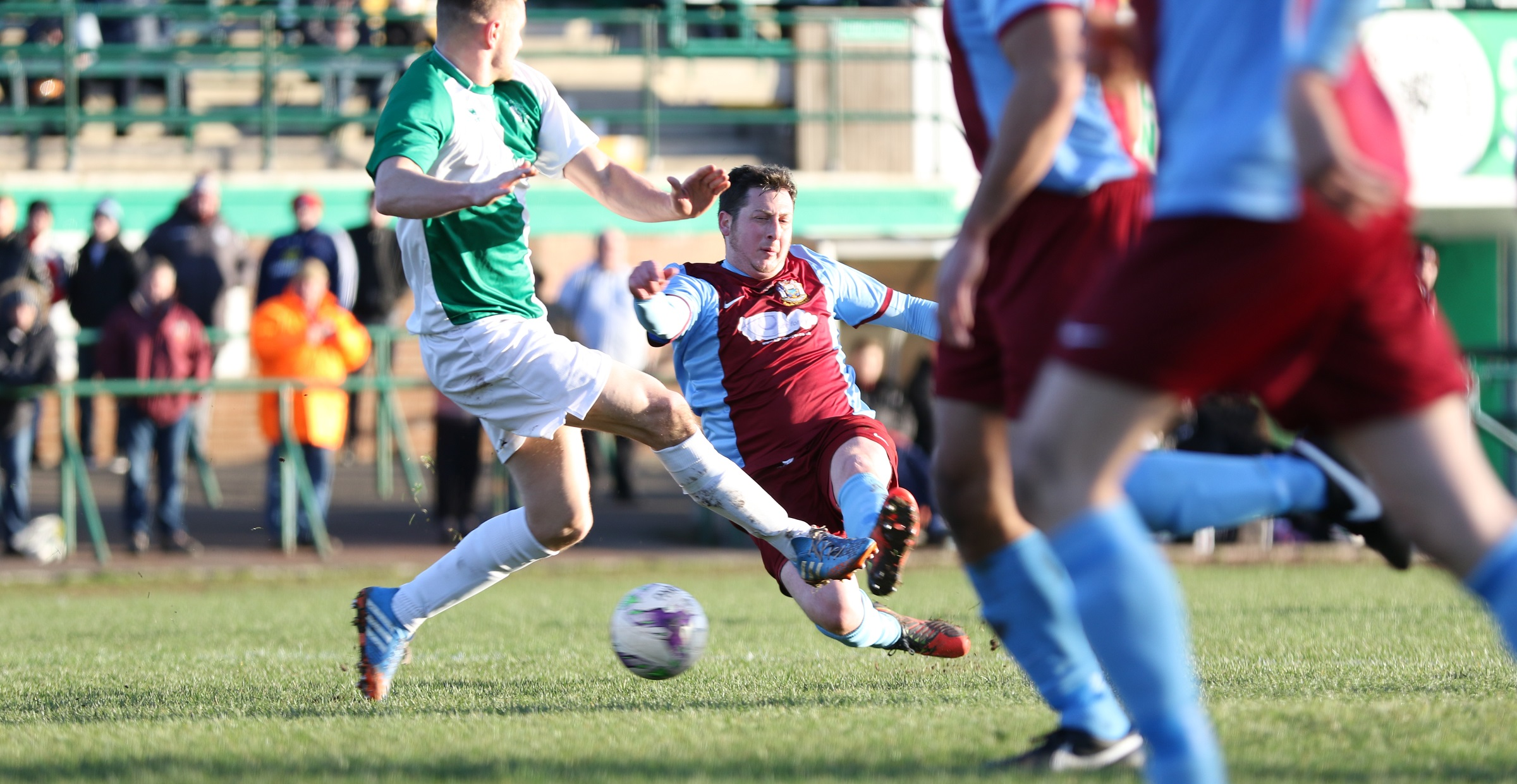 HIGHLIGHTS: Billingham Synthonia 1-0 South Shields
