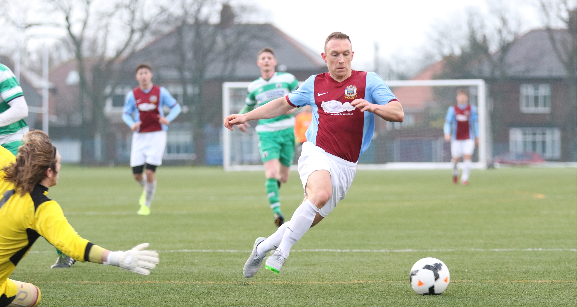 HIGHLIGHTS: South Shields 3-1 West Allotment Celtic (friendly)