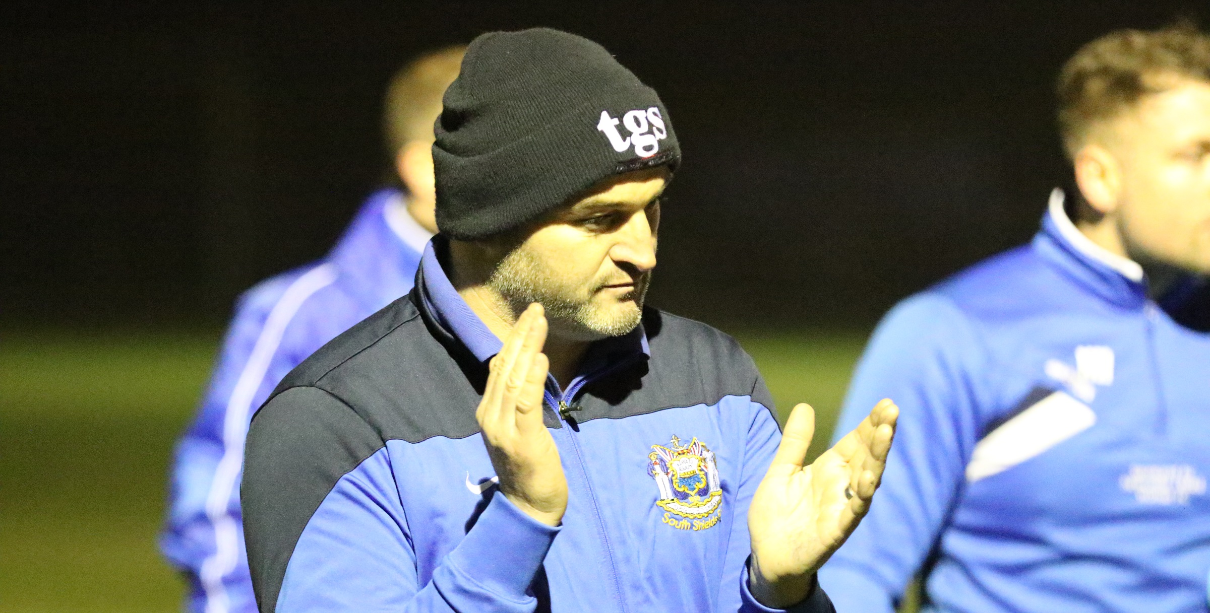 VIDEO: King proud of Shields players after cruel Vase exit
