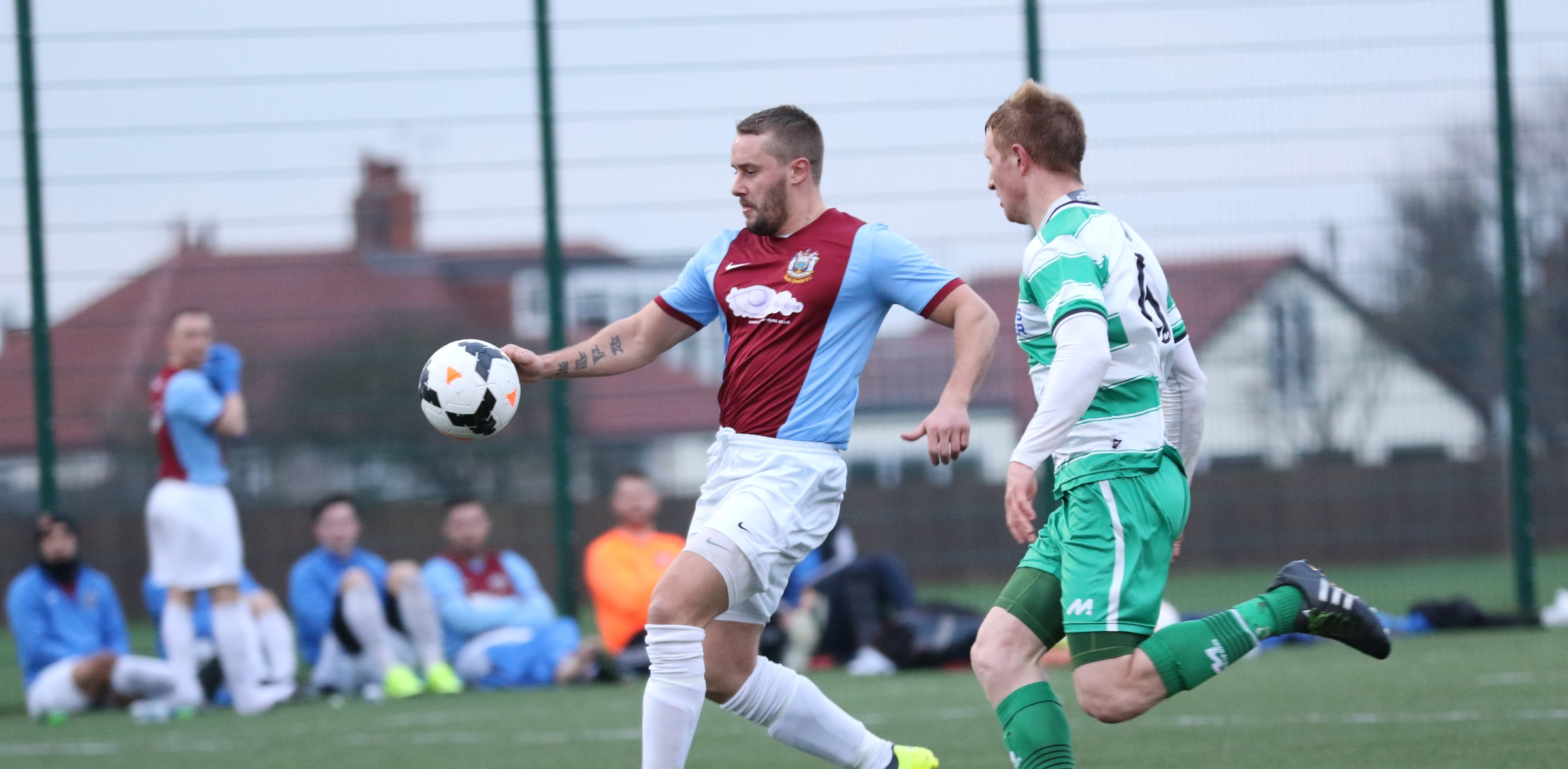 In Pictures: South Shields 3-1 West Allotment Celtic