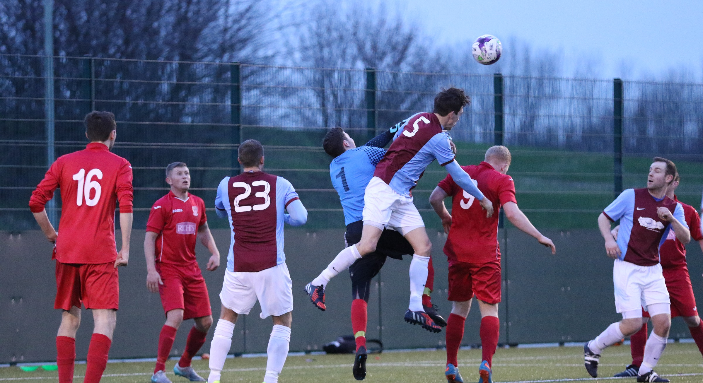 In Pictures: South Shields 3-1 Bedlington Terriers