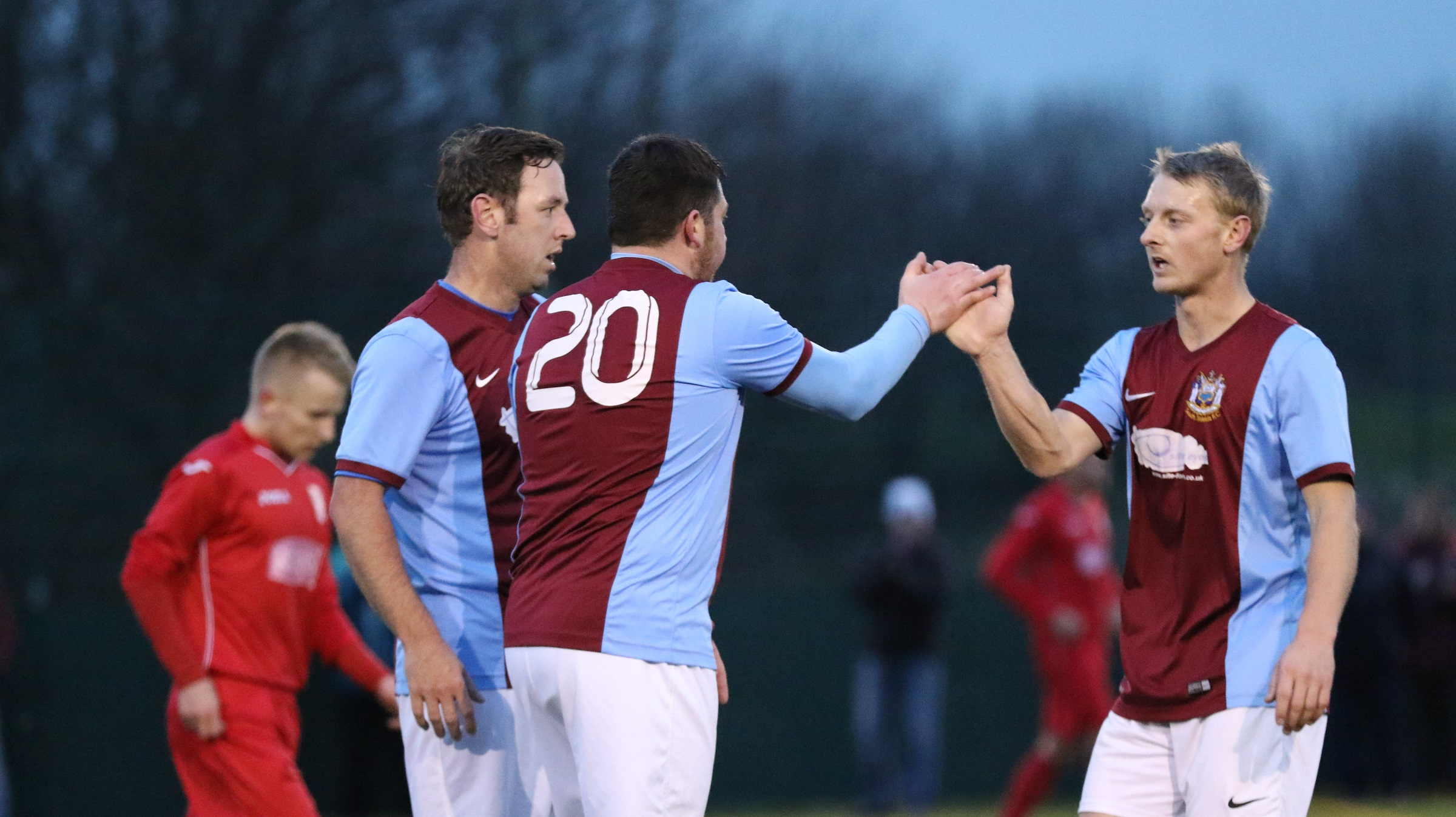 HIGHLIGHTS: South Shields 3-1 Bedlington Terriers (Friendly)