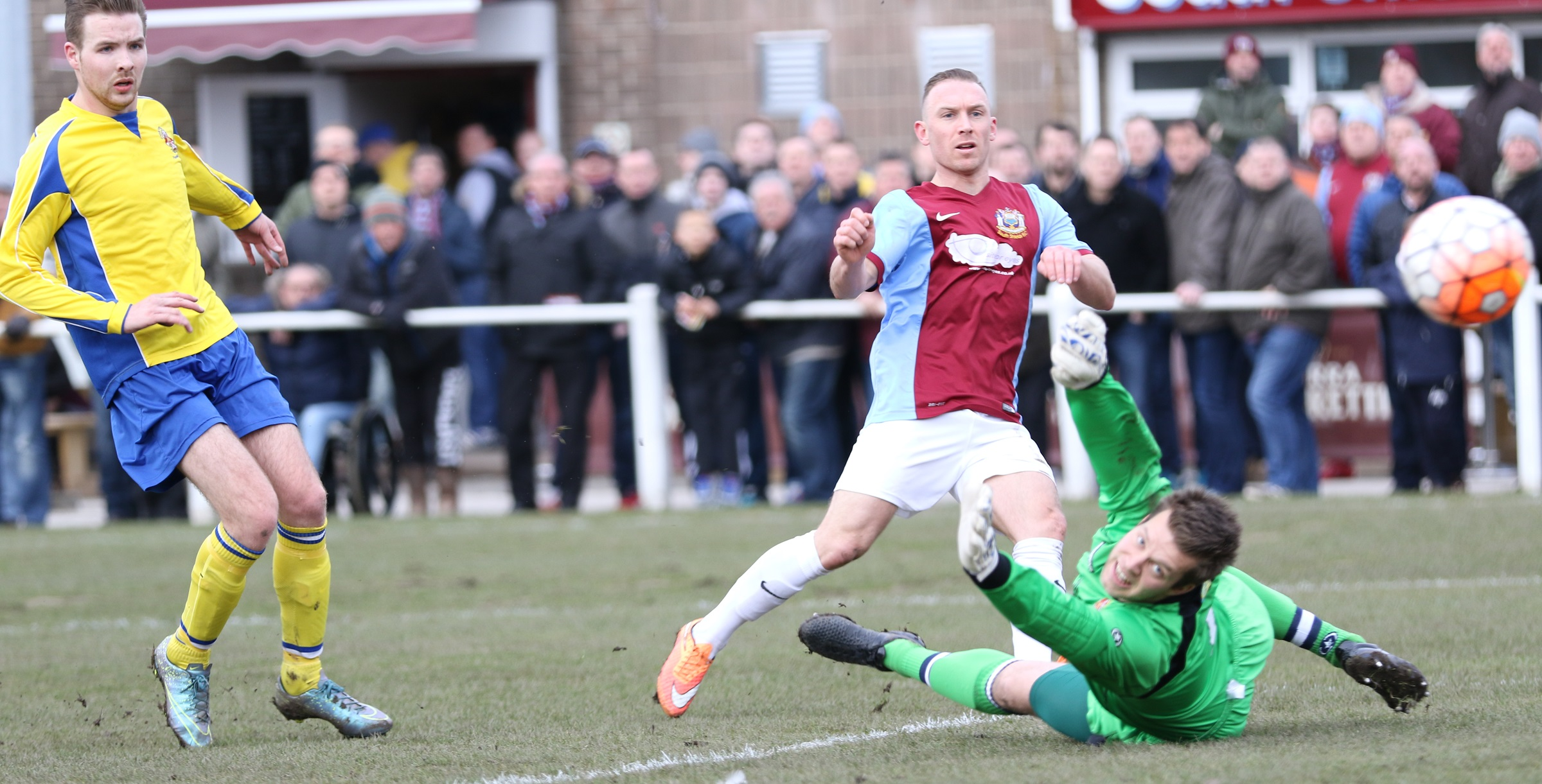 South Shields 2-0 Chester-le-Street