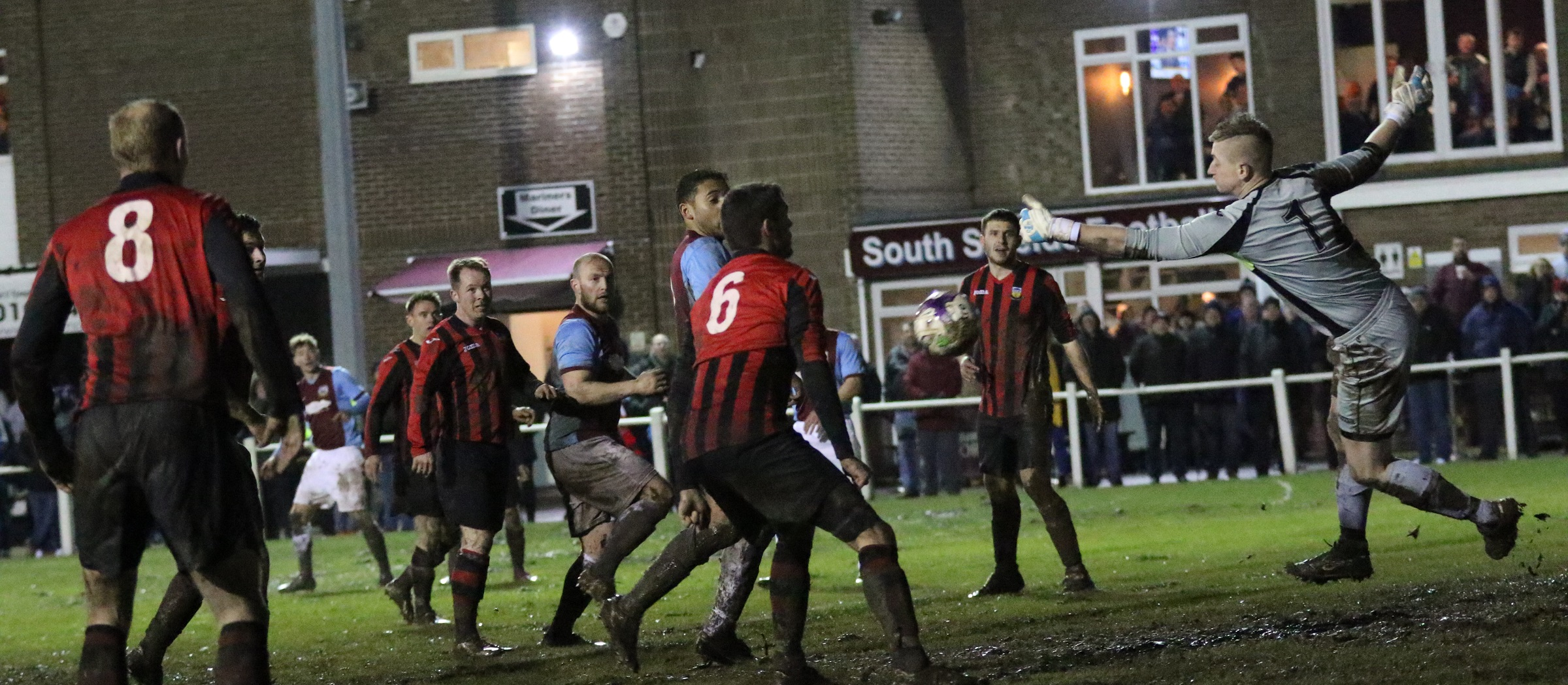 South Shields 5-2 Hebburn Town: Ernest Armstrong Memorial Cup