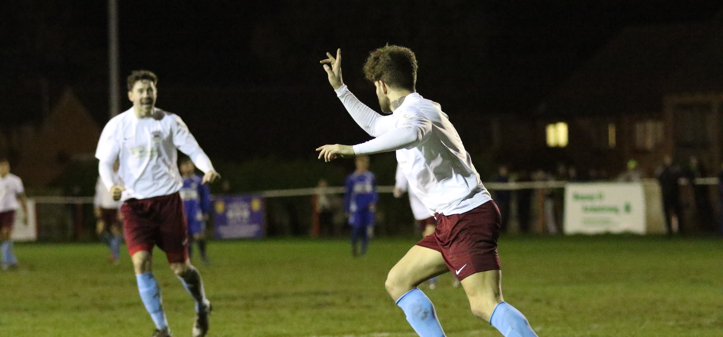 Darlington RA 1-3 South Shields