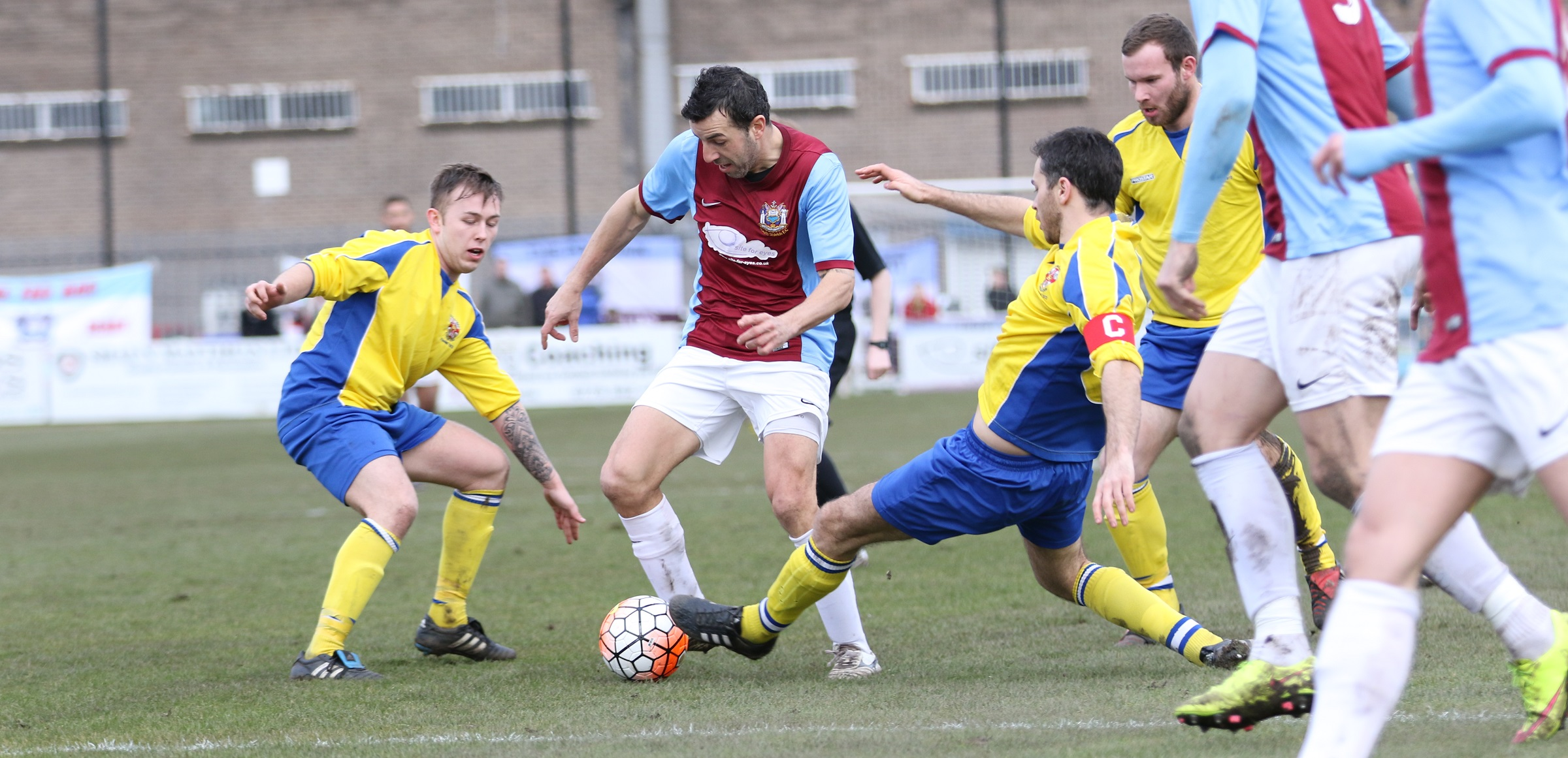 In Pictures: South Shields 2-0 Chester-le-Street Town