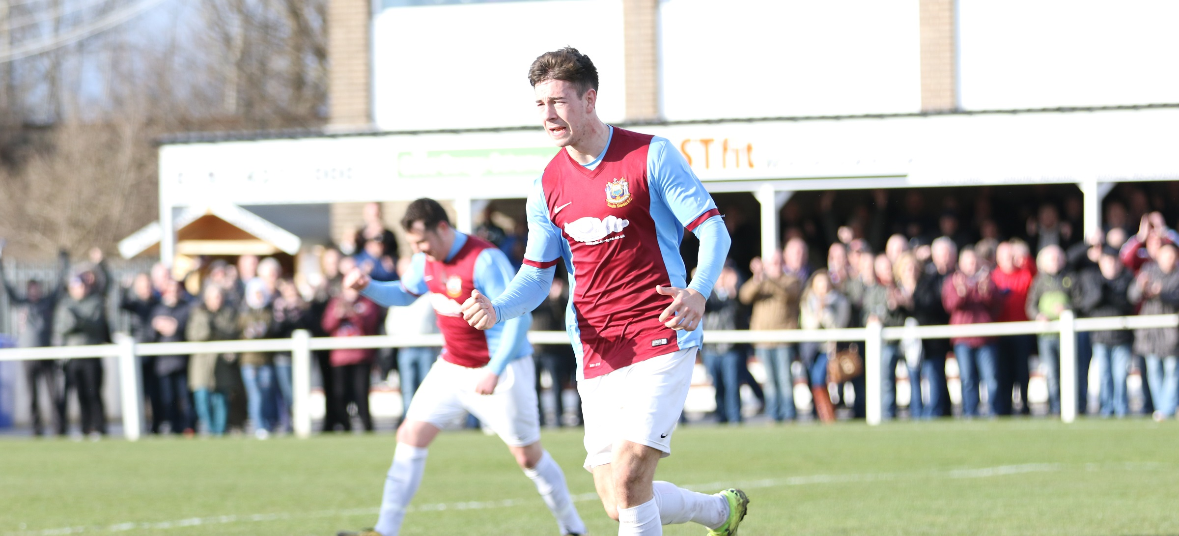 South Shields 2-0 Birtley Town