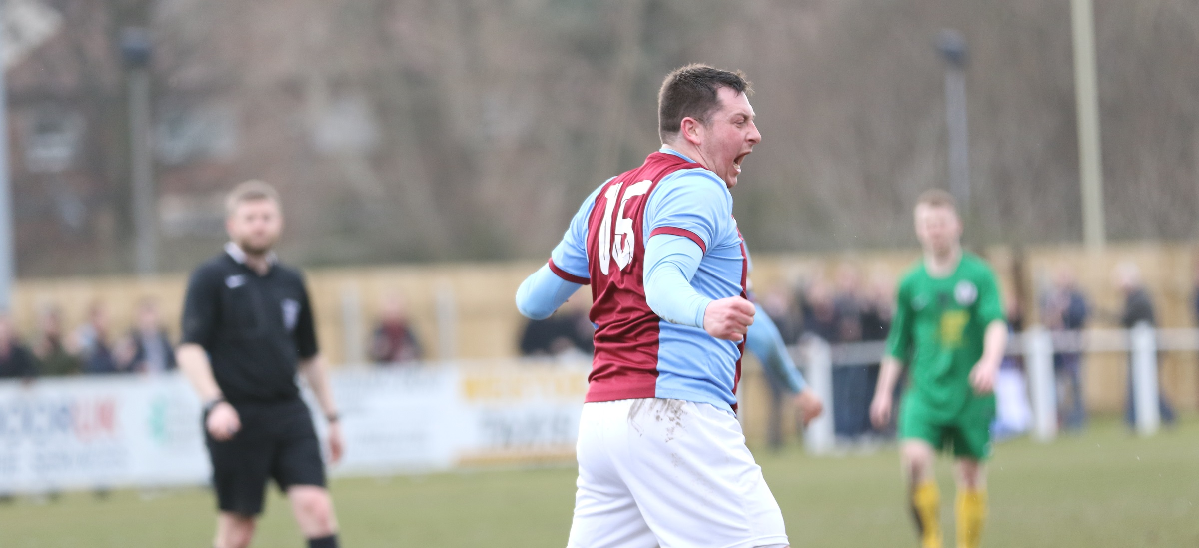 VIDEO: Byrne – I had a feeling it would be my day against Esh Winning