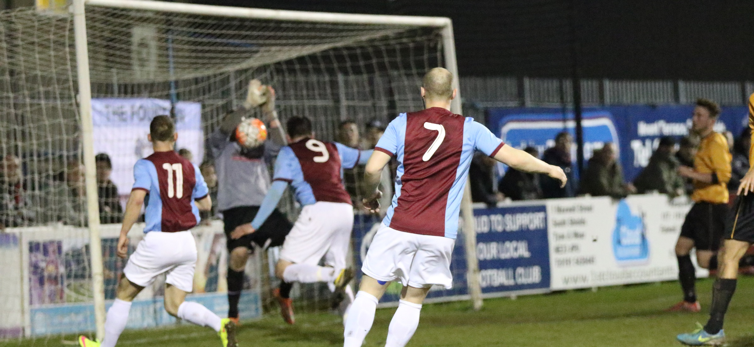 In Pictures: South Shields 5-0 Crook Town