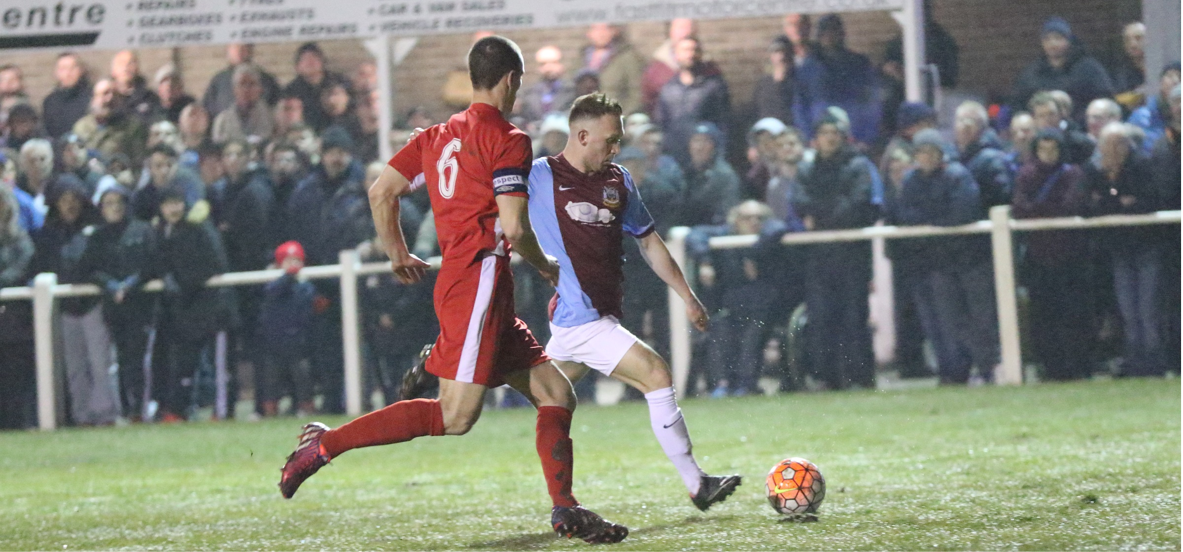 South Shields 0-3 North Shields