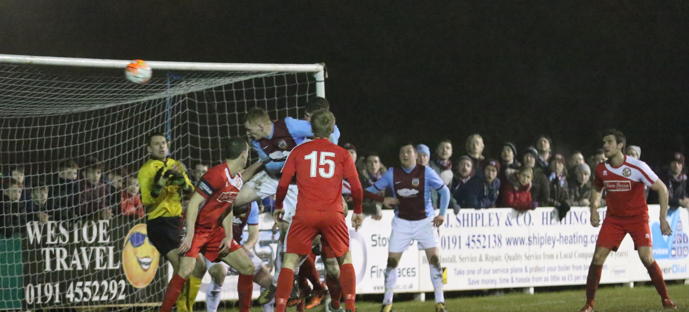 HIGHLIGHTS: South Shields 0-3 North Shields