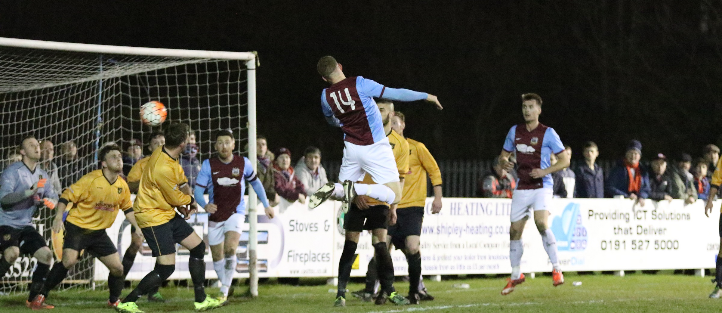 HIGHLIGHTS: South Shields 5-0 Crook Town