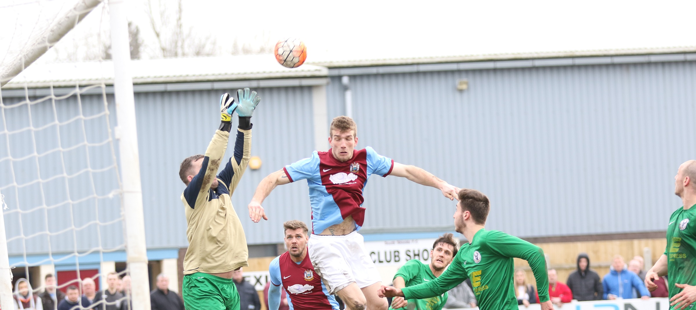 In Pictures: South Shields 4-2 Esh Winning