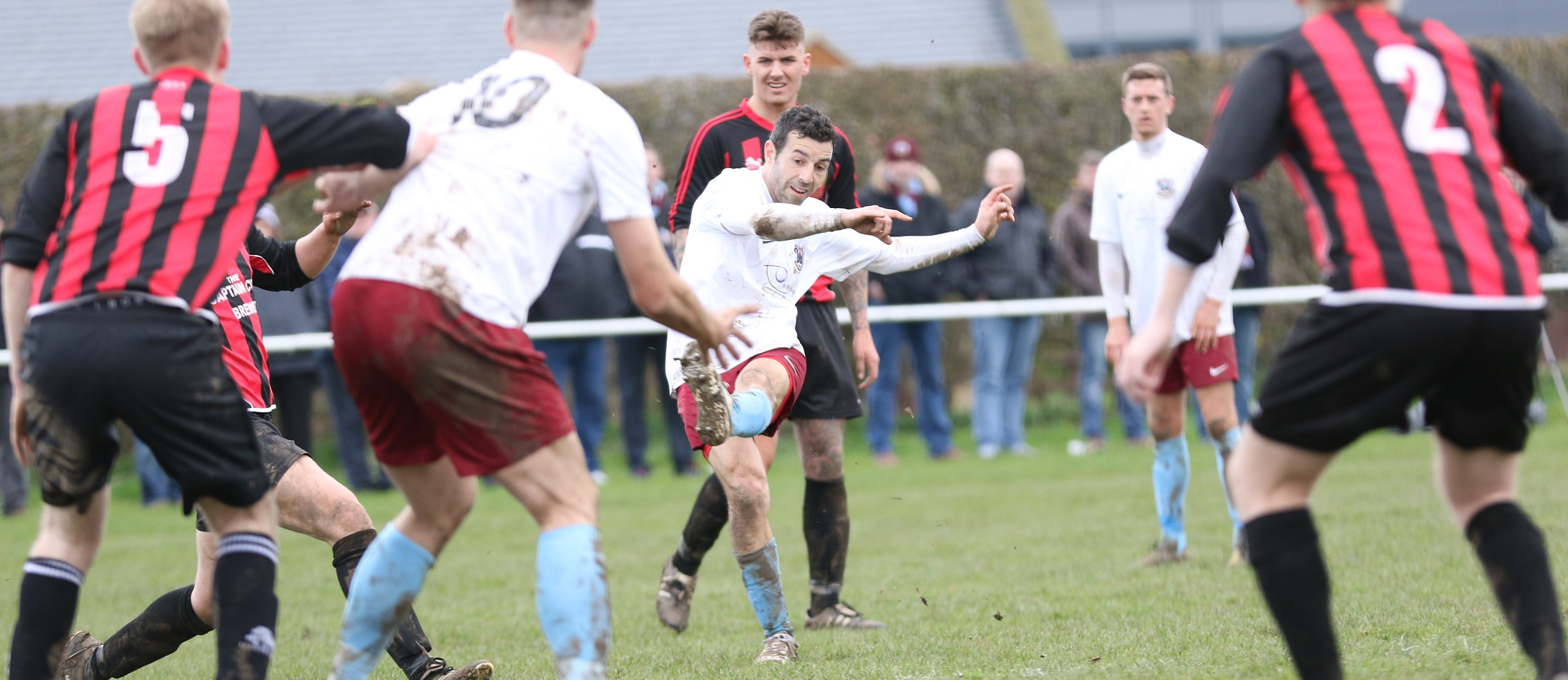 In Pictures: Stokesley Sports Club 0-3 South Shields