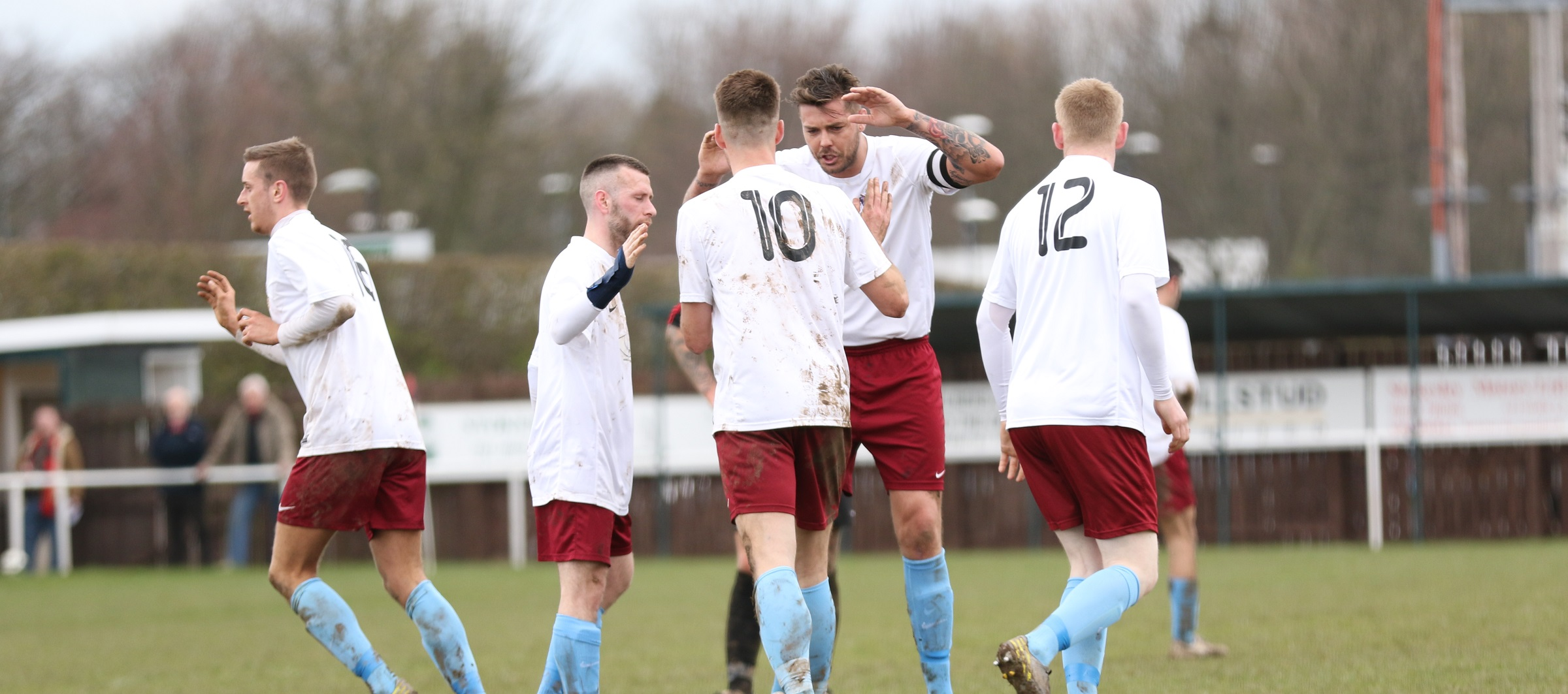 Stokesley Sports Club 0-3 South Shields