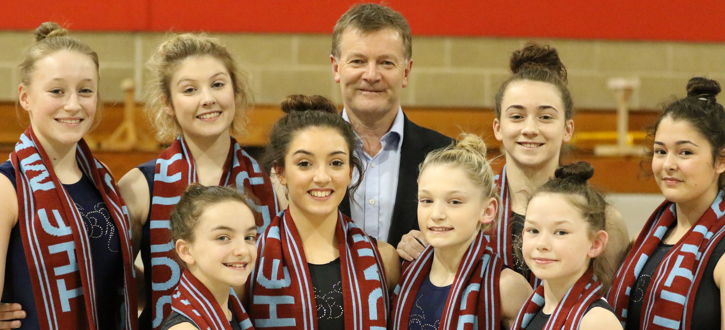Congratulations! South Tyneside gymnasts enjoy success on world stage