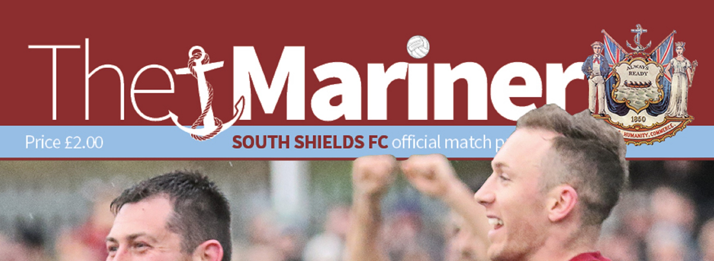 The Mariner places third in Northern League programme of the year competition