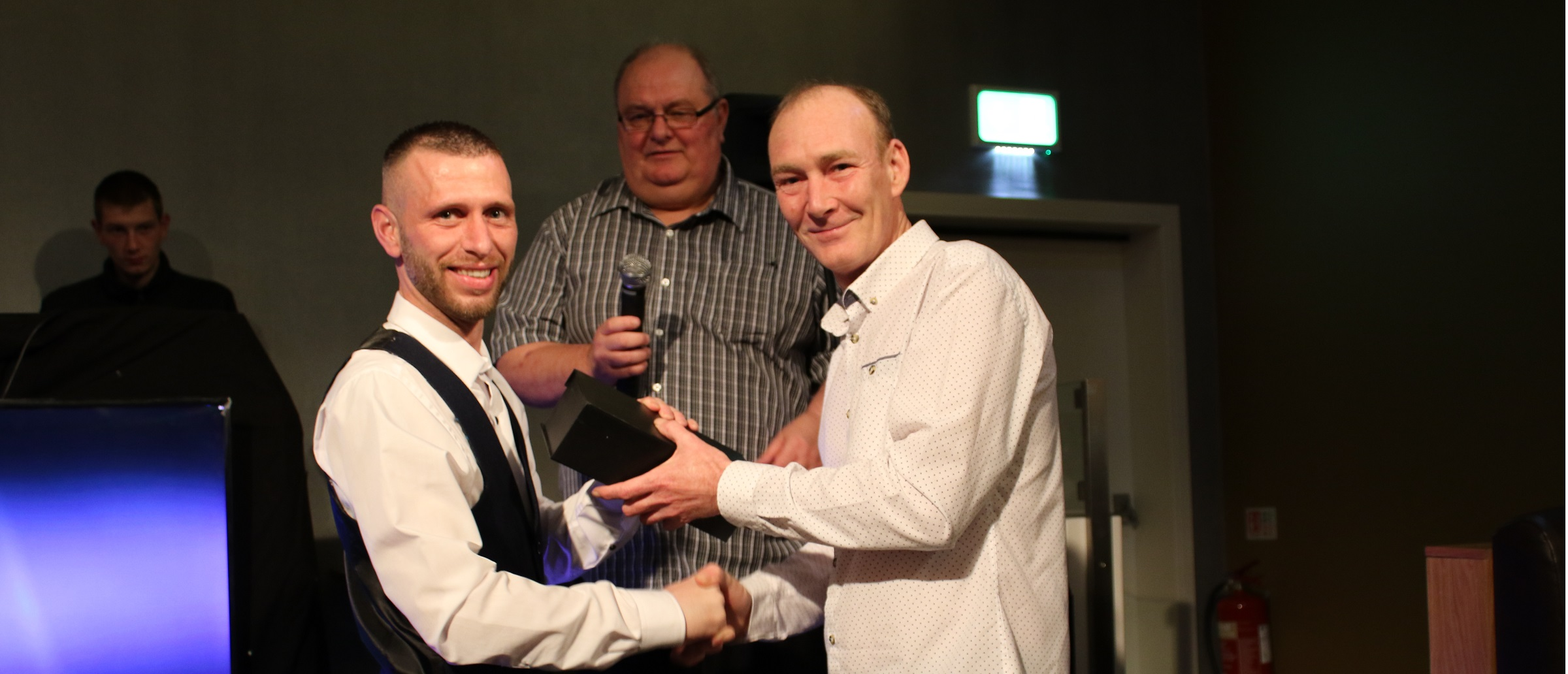 VIDEO: Awards for Smith, Byrne and Turner at presentation evening
