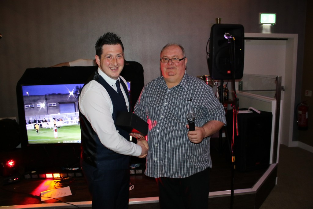 Byrne goal of the year smaller