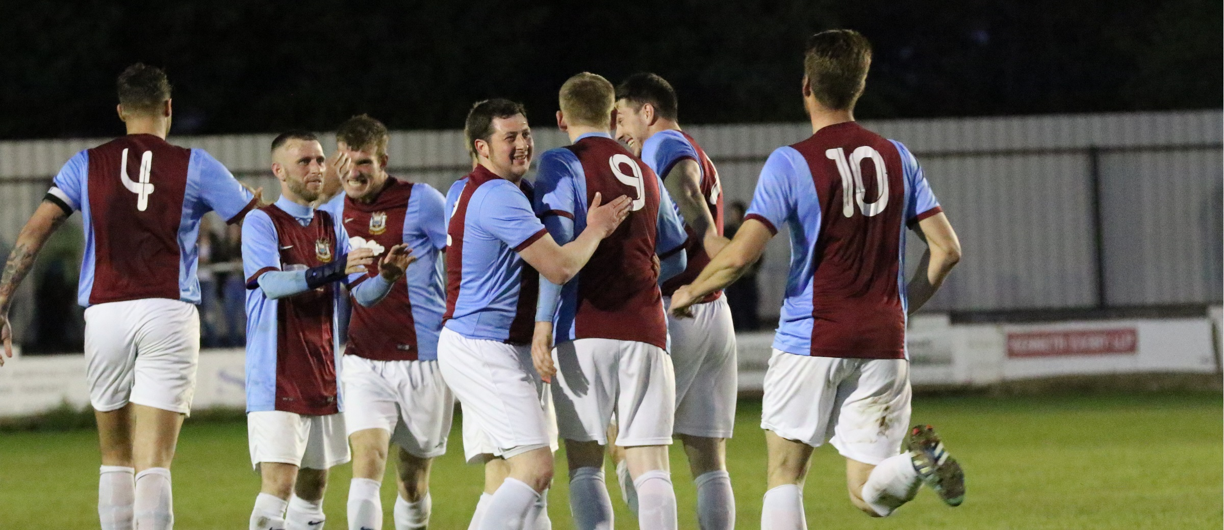 Northallerton Town 0-1 South Shields