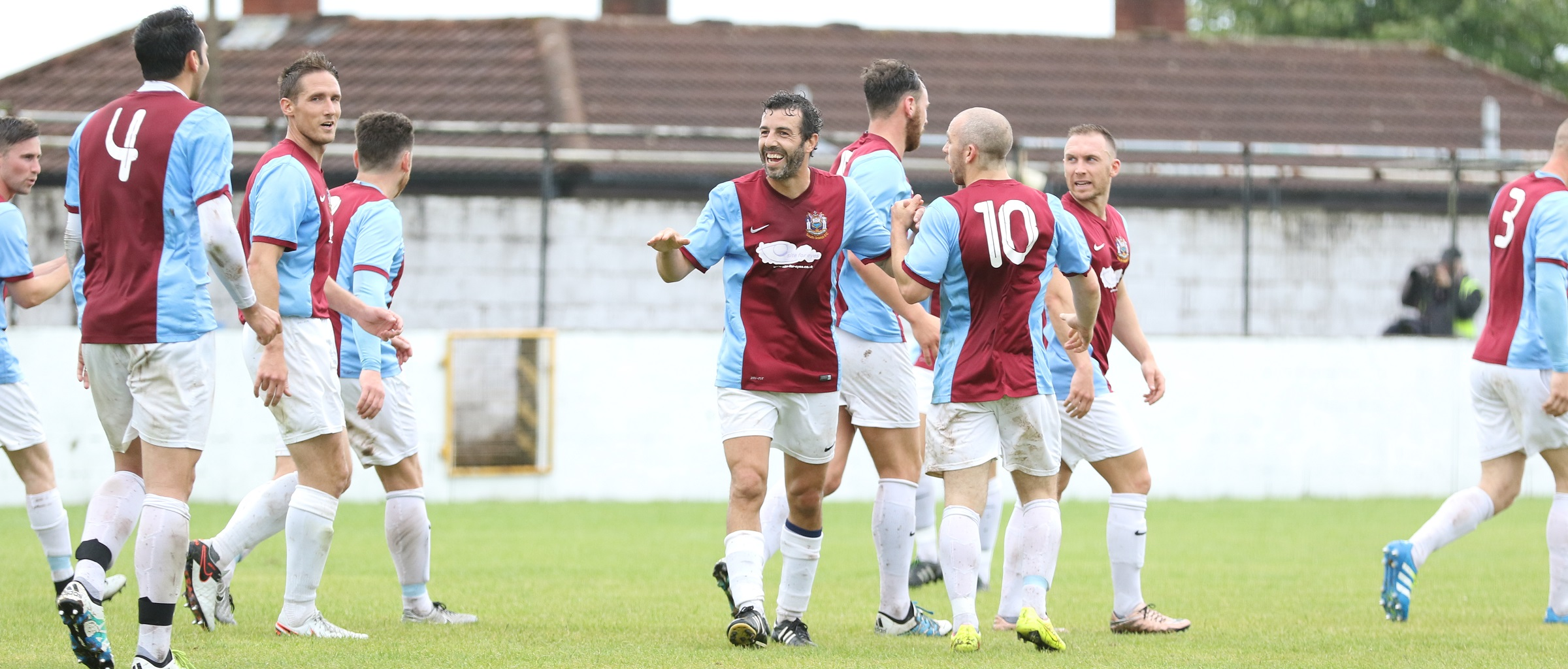 Ayr United 0-2 South Shields: Mariners into Raydale Cup final