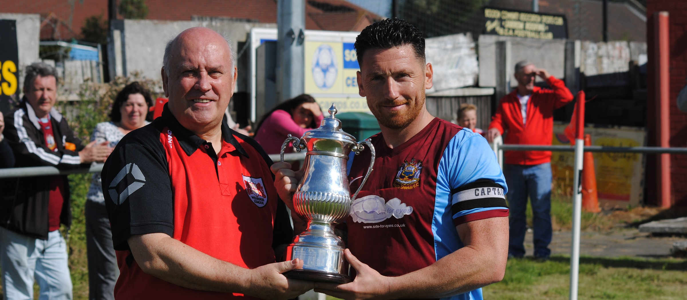 Boldon CA 2-5 South Shields: Mariners win Sam Bartram Memorial Cup