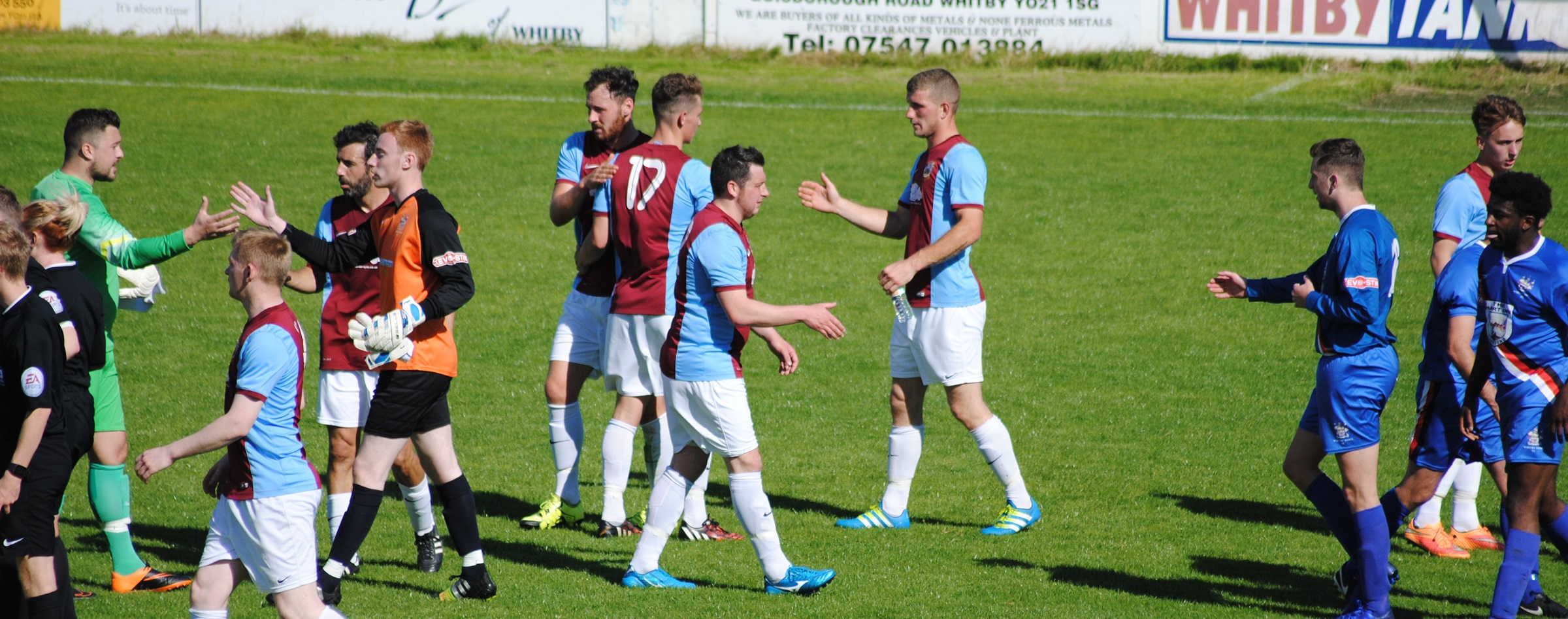 Whitby Town 0-1 South Shields