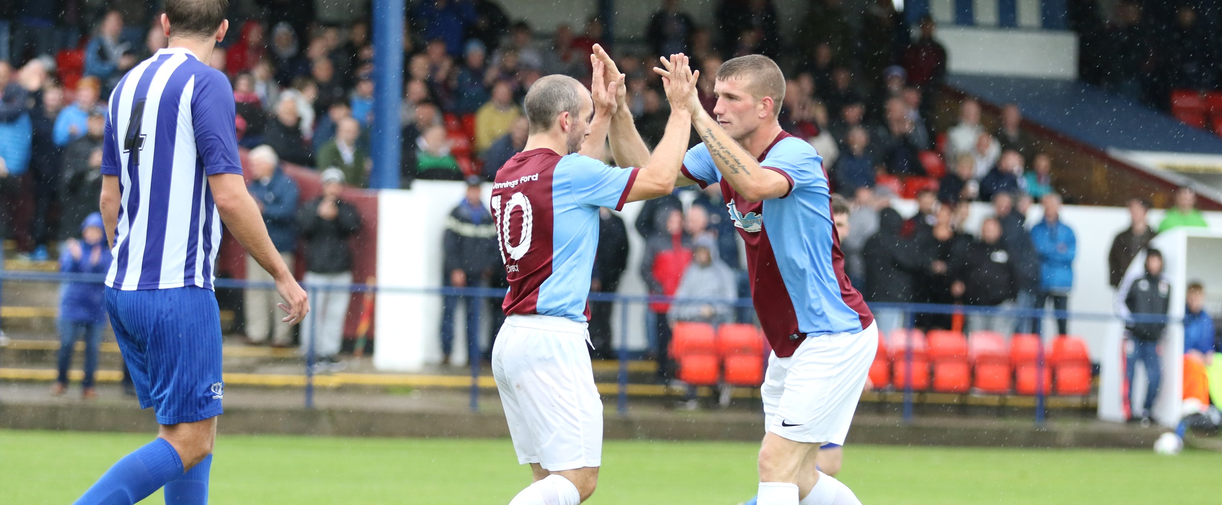 Whitley Bay 3-3 South Shields: Mariners concede last minute leveller