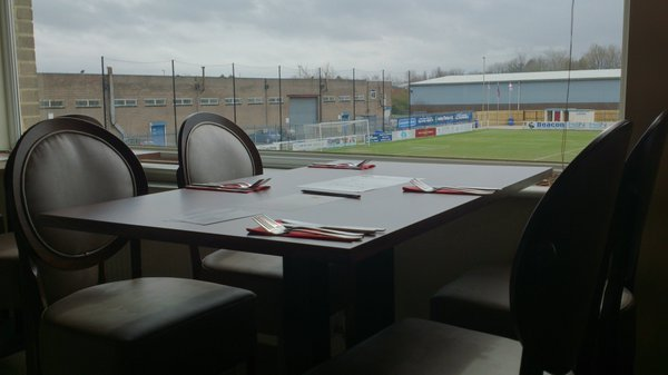Discounted hospitality available for Morpeth game
