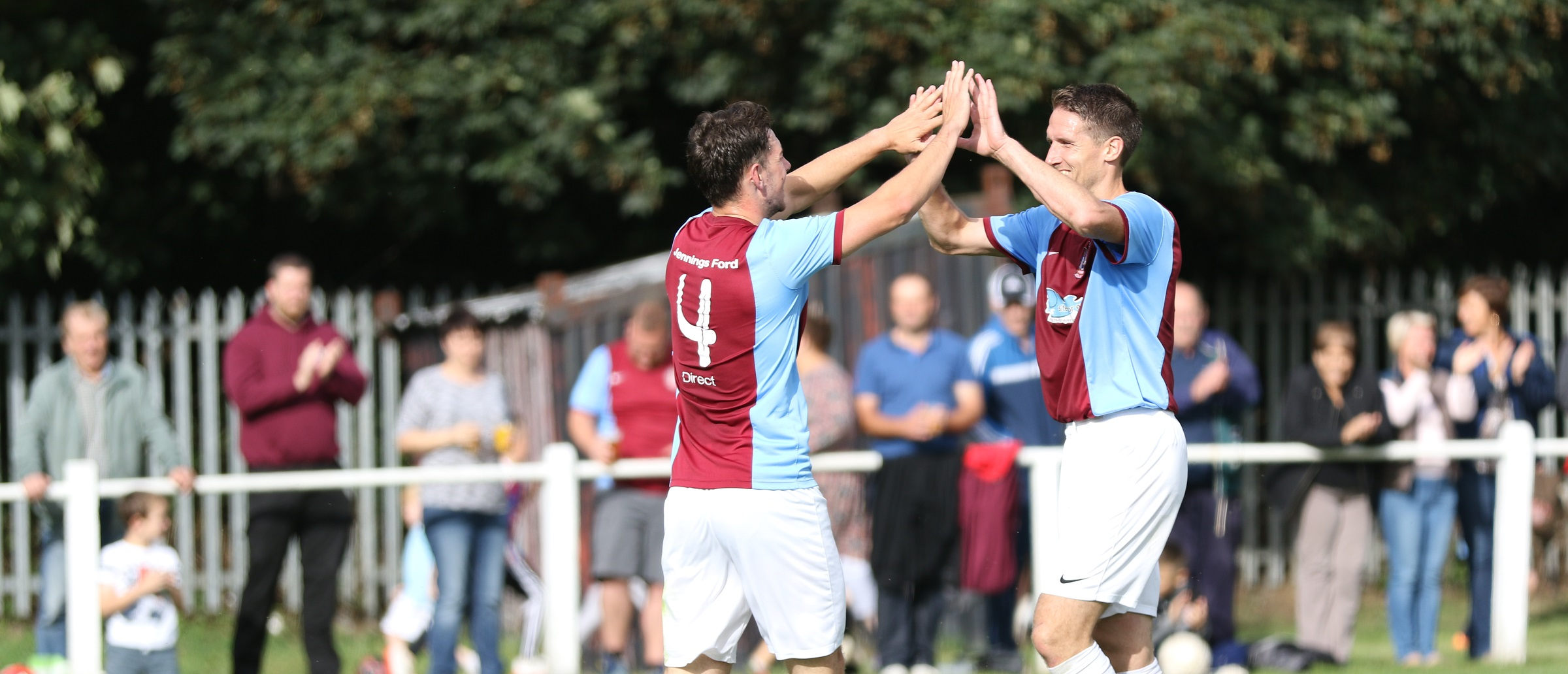 South Shields 6-1 Ryhope CW: Six of the best from Mariners