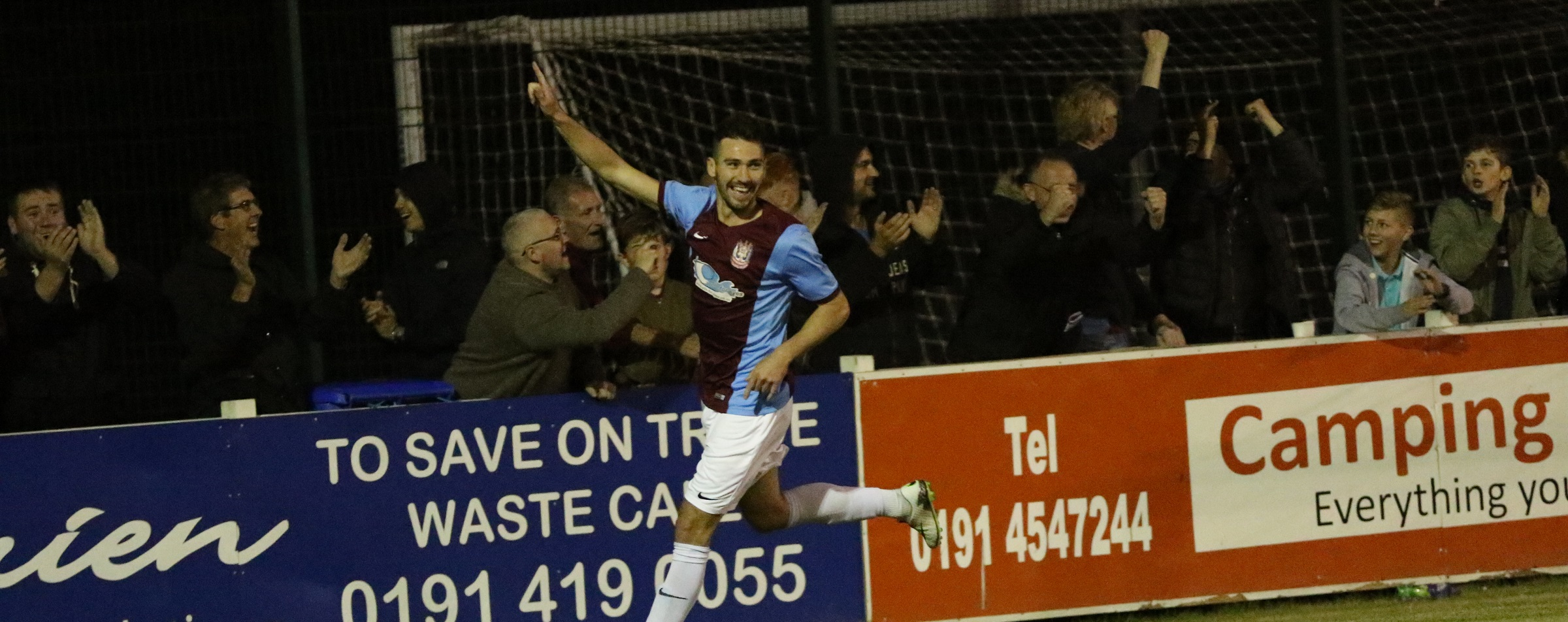 South Shields 5-1 West Allotment Celtic: Mariners back on form in style