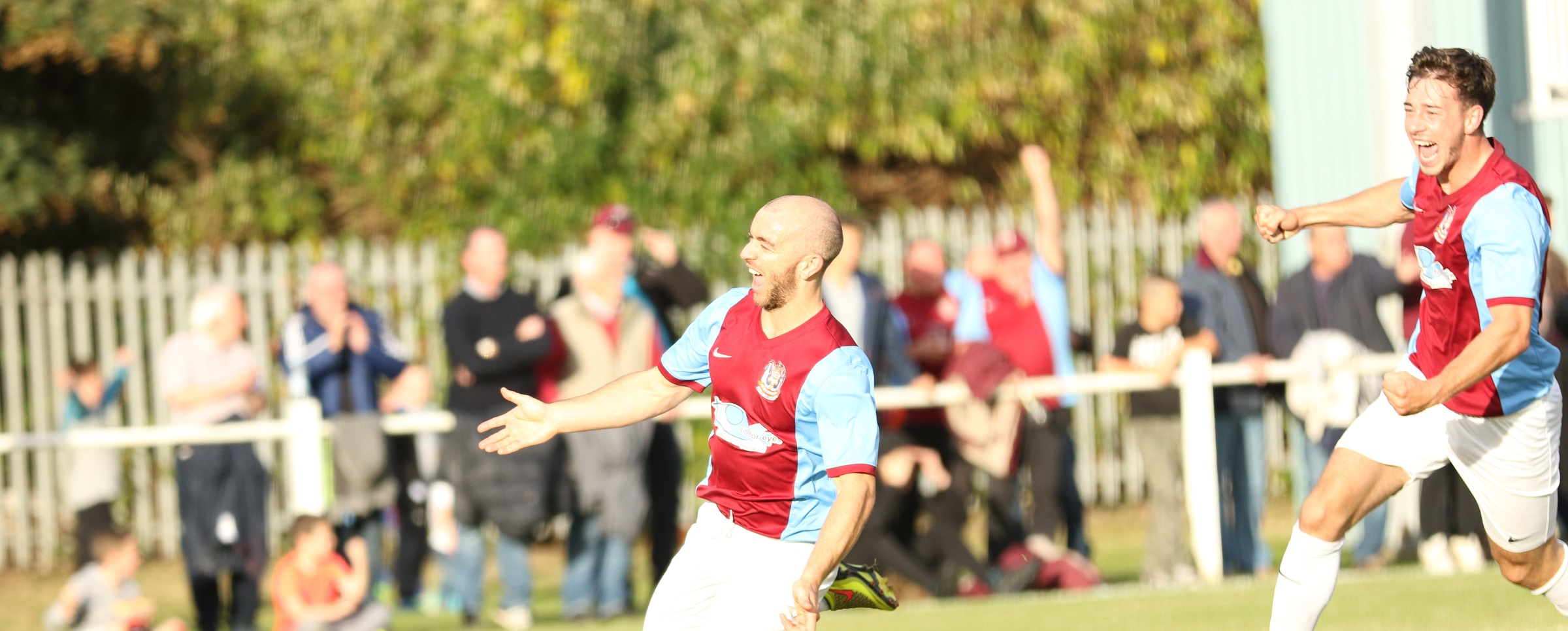 South Shields 3-2 Ashington: Cogdon scores dramatic stoppage time winner