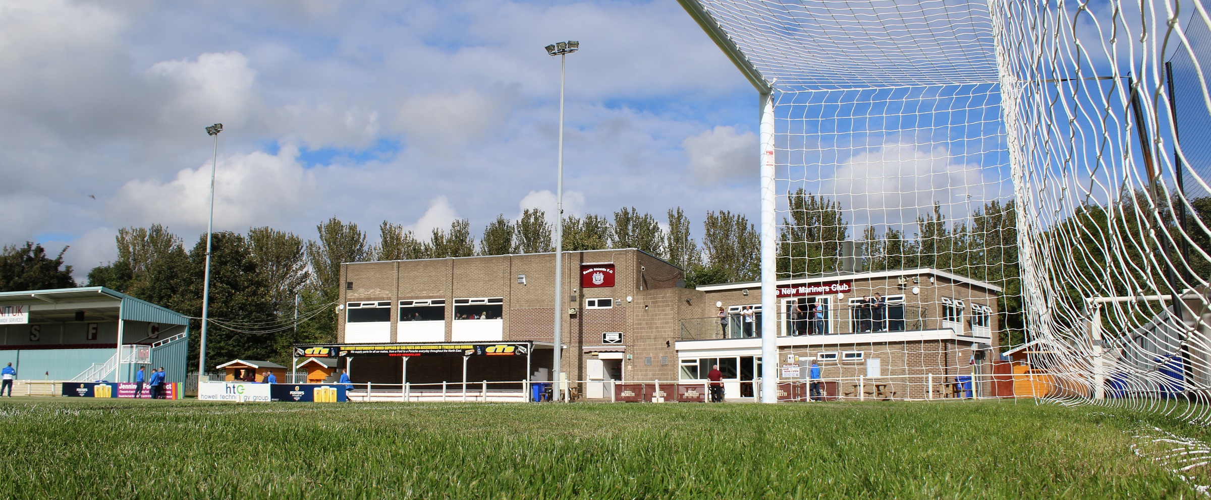 Club Statement: The restaurant at Mariners Park