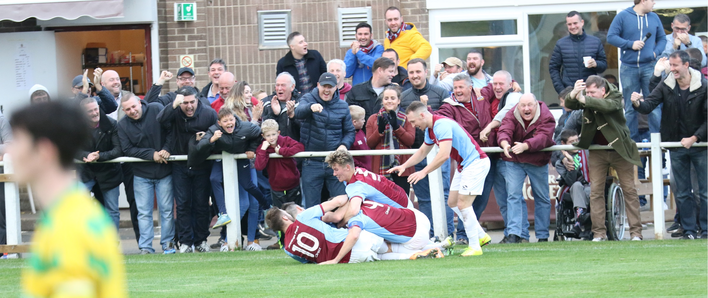 Marske United to visit Mariners Park in FA Vase second round